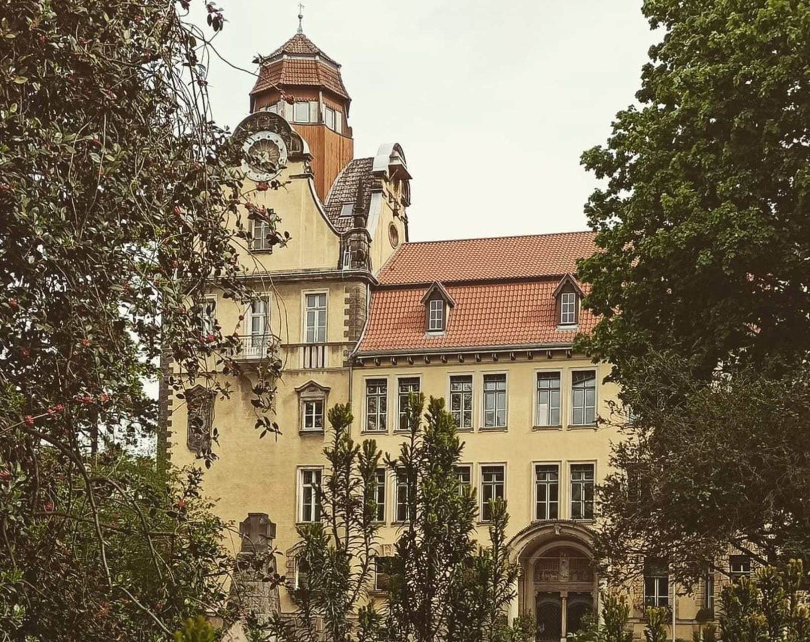 Berlin - An Evening Walk with Lukas and Martin, Part 2