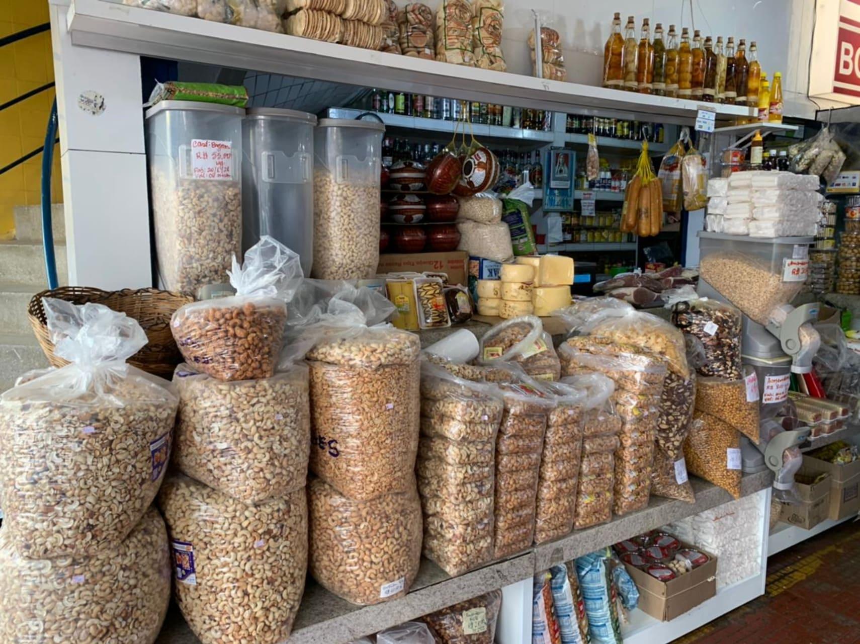 Recife - Brazil Grand Tour - Food Experience: Boa Viagem Market