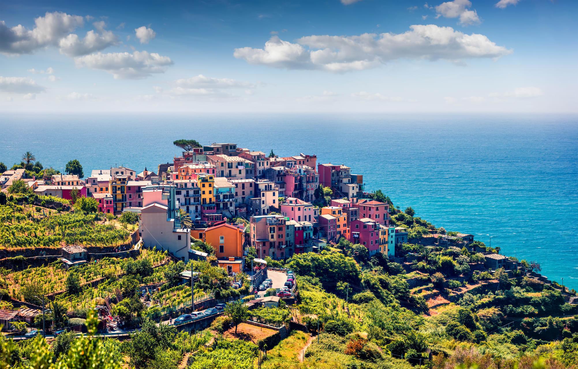 Cinque Terre & Portovenere - Corniglia – the most isolated!
