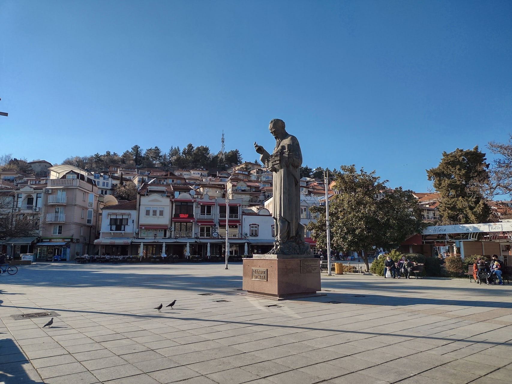 Ohrid - A walk in the Ohrid bazaar