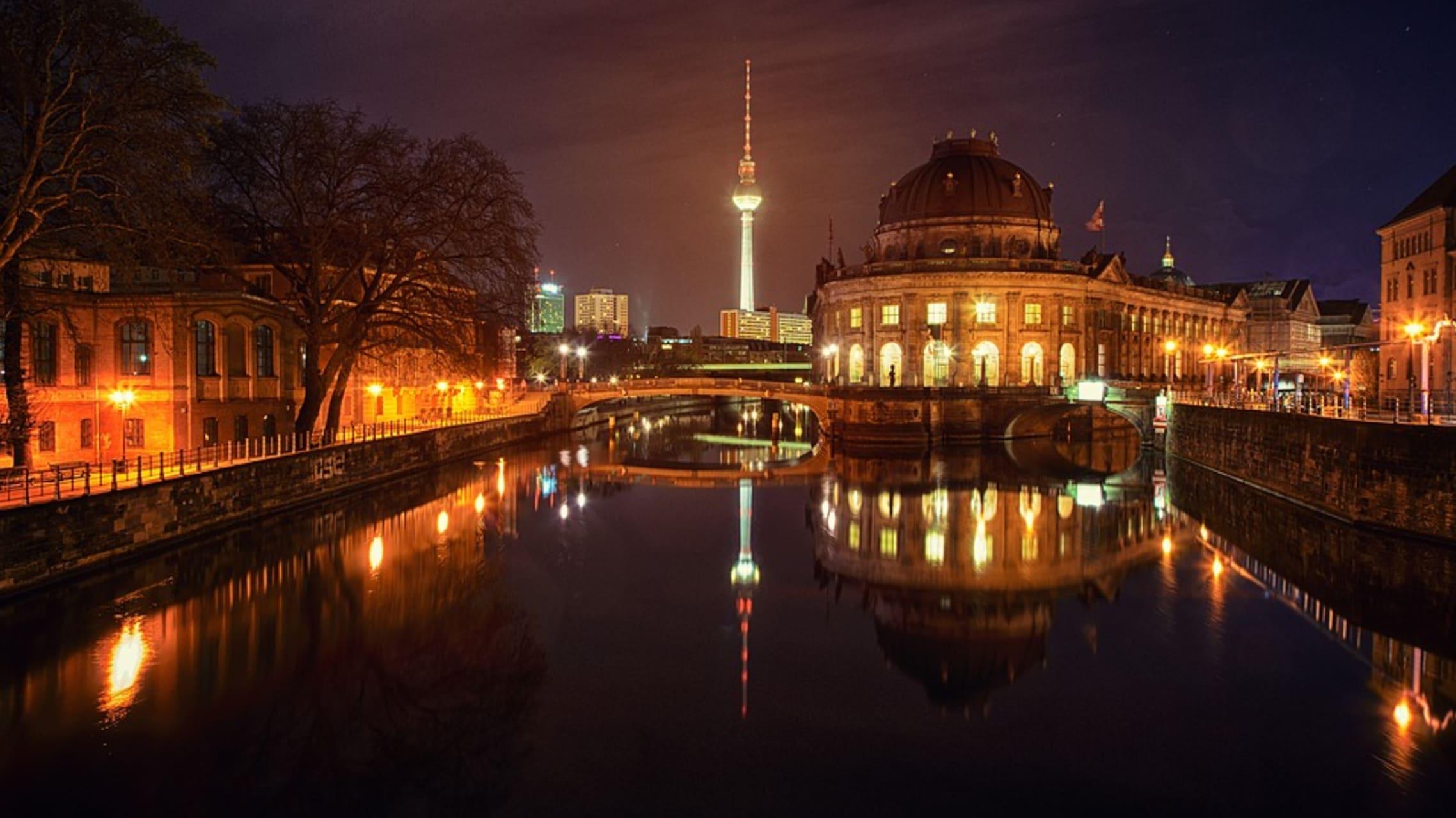 Berlin - Berlin's Famous Museum Island: An Introduction