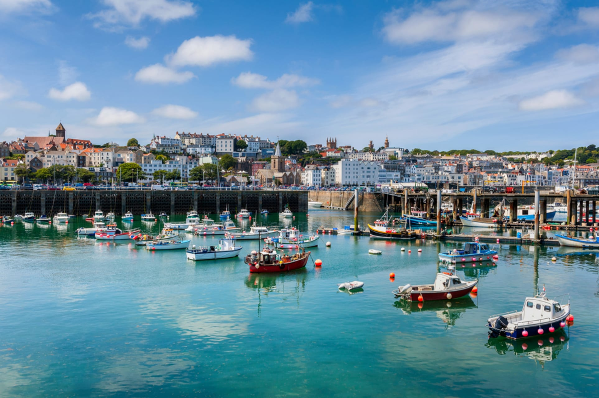 Guernsey - Evacuation, Occupation, Liberation and Potato Peel Pie.