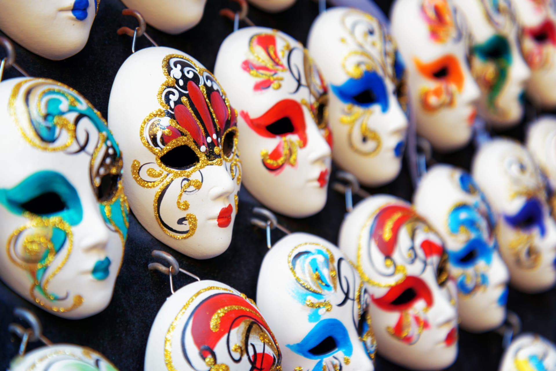 Venice - Venetian's Masks