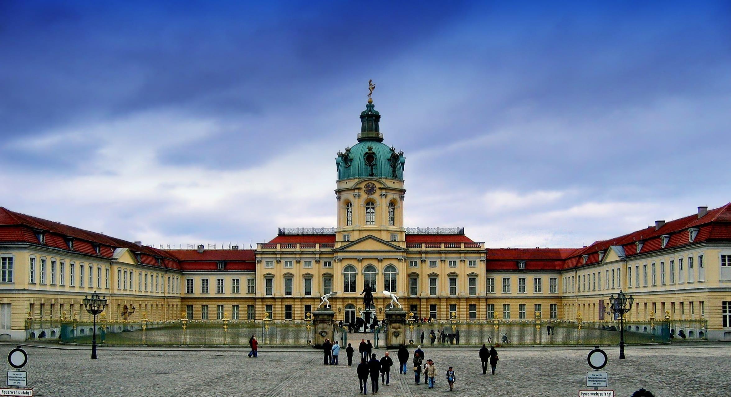 Berlin - A Walk around Charlottenburg Palace