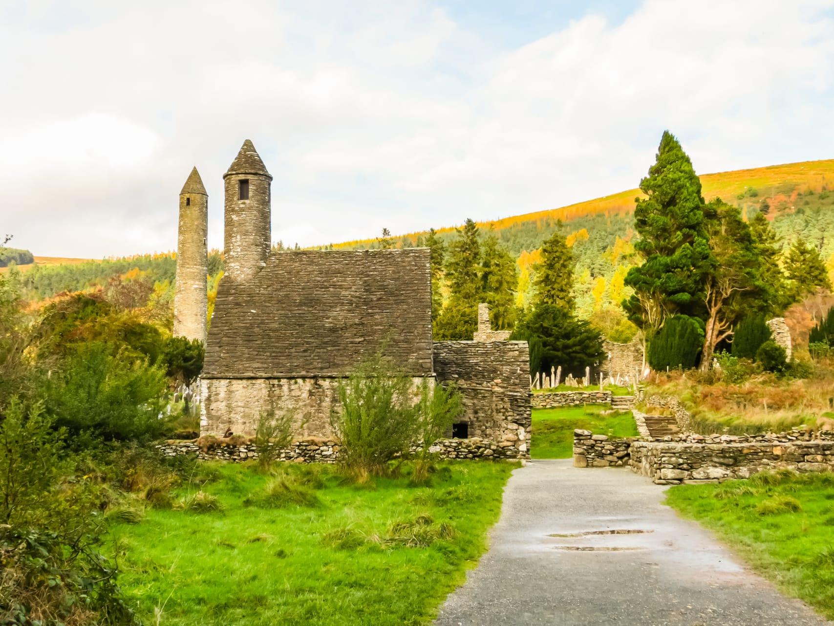 Wicklow - Glendalough Monastic City