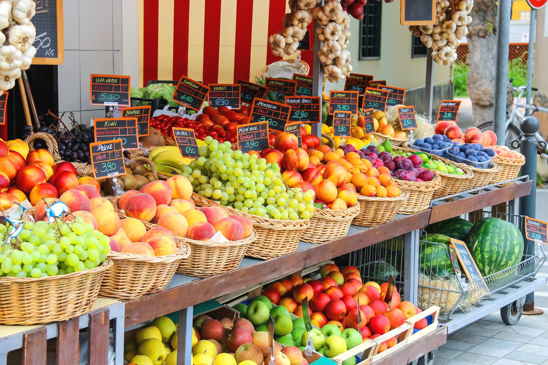 Milan - Italian Farmers Market