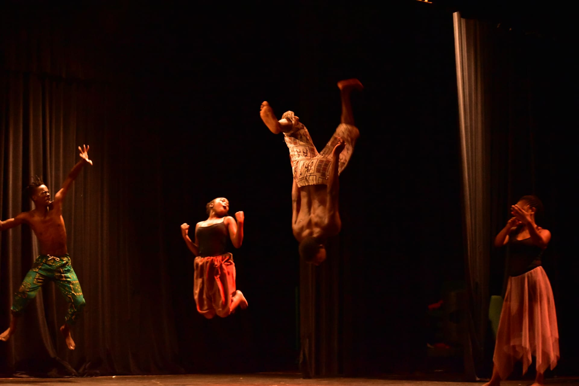 Harare - Mbira Circus -A time to heal