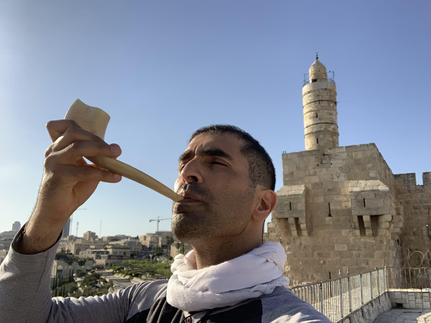 Jerusalem - Special Multi-Faith Prayer Session from Jerusalem for Rosh Hashanah