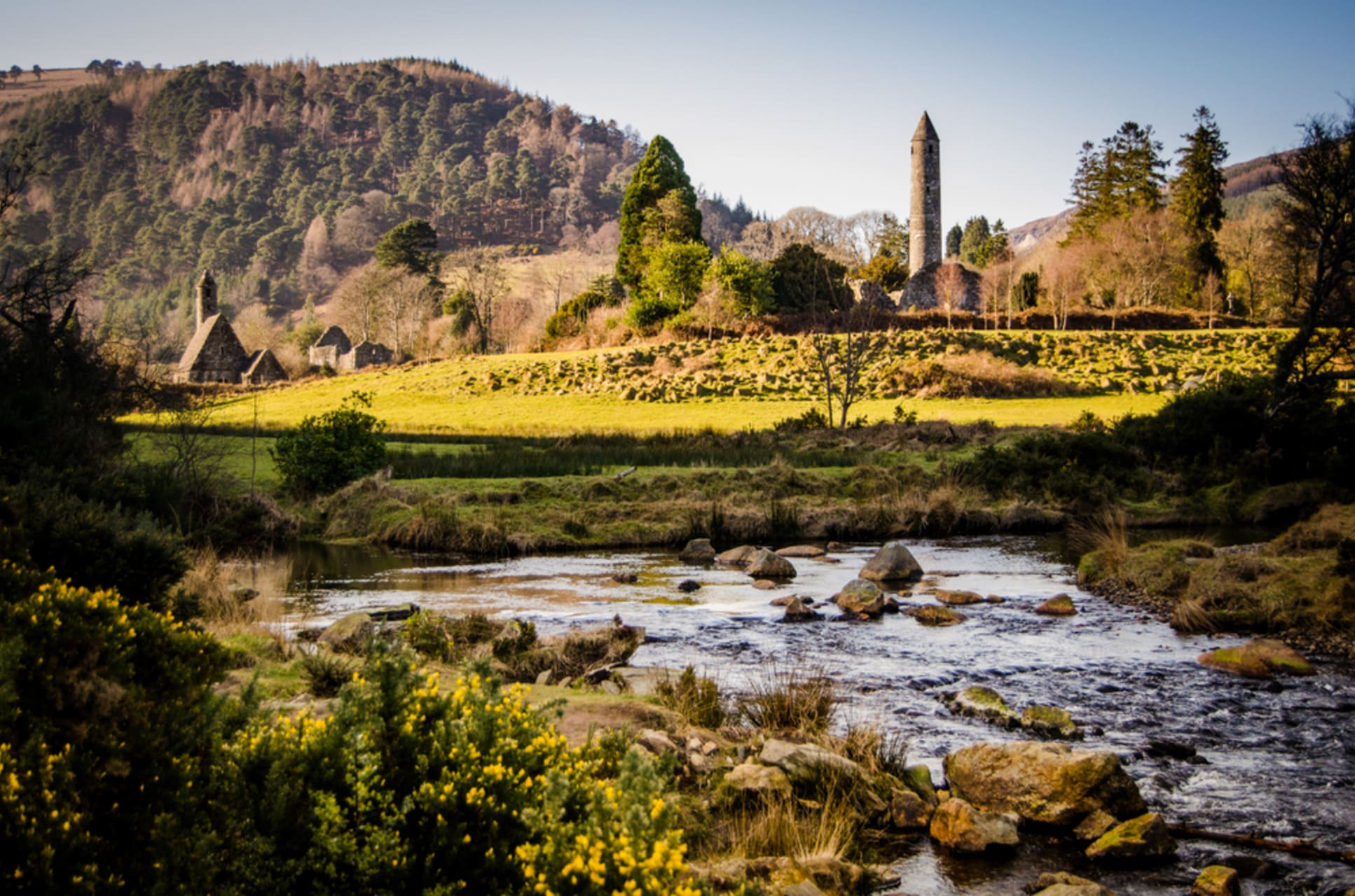 Wicklow - Glendalough's Mystical Monastic City