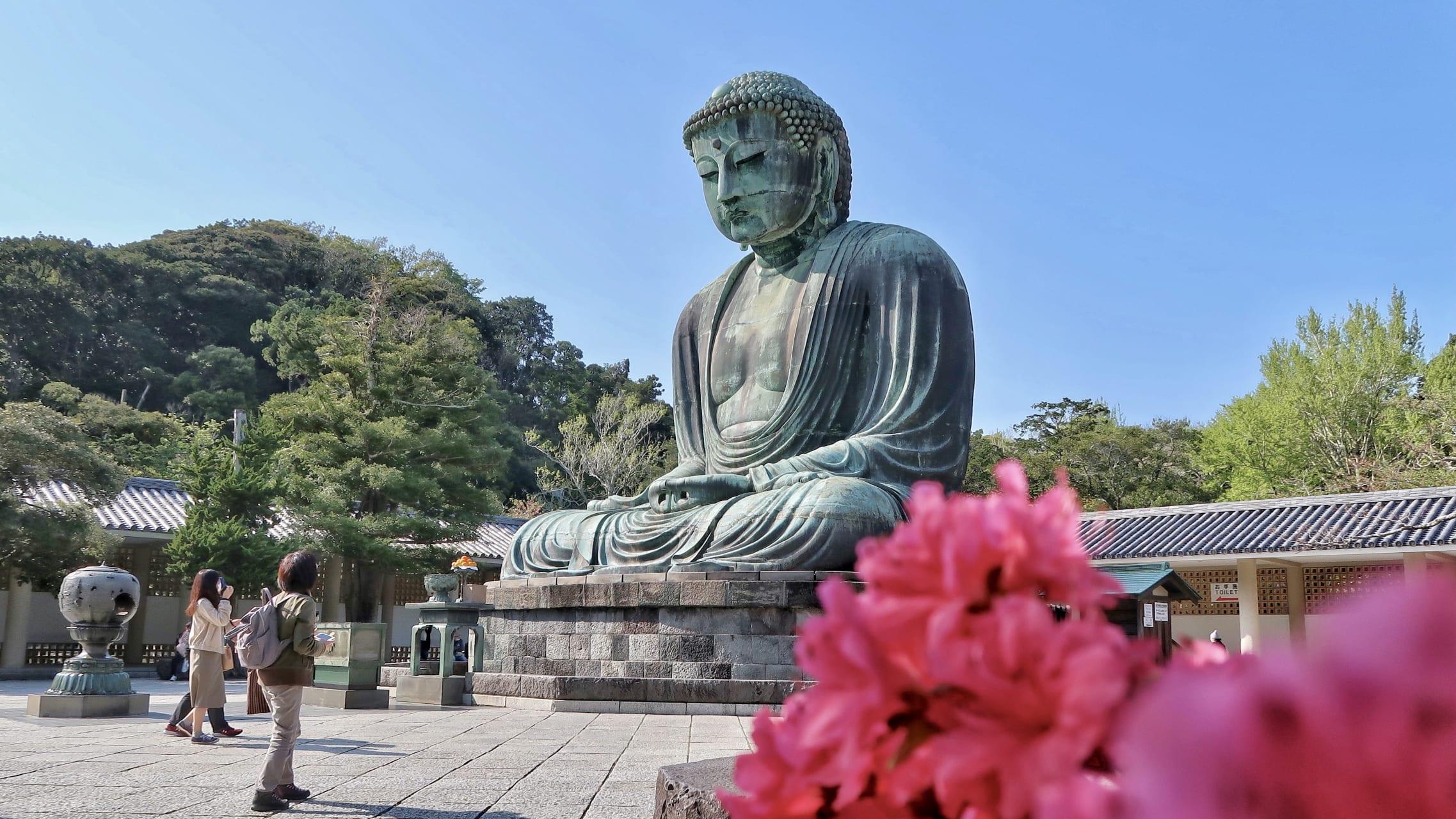 Kanagawa - Meet the Great Buddha, a National Treasure of Japan