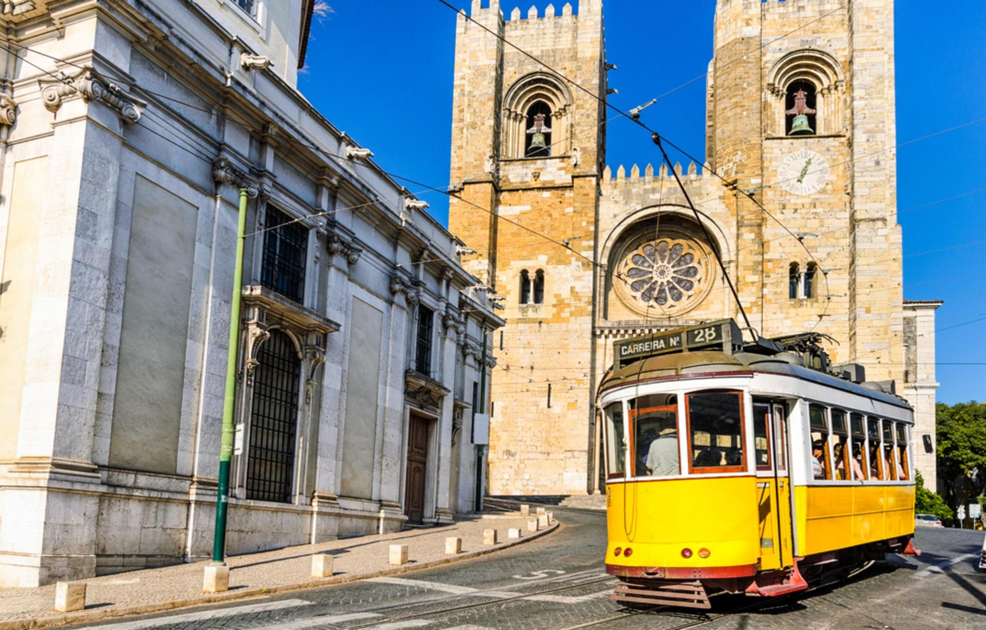Lisbon - Tram 28: Discover Lisbon's Hidden Secrets