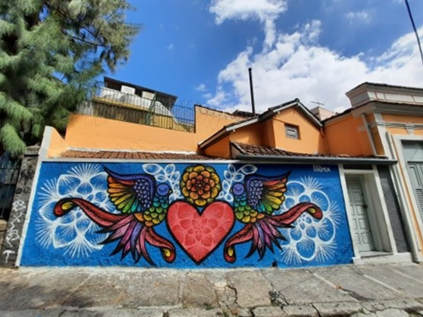 Rio de Janeiro - Street Art in Rio's Most Charming Neighborhood: Santa Teresa!