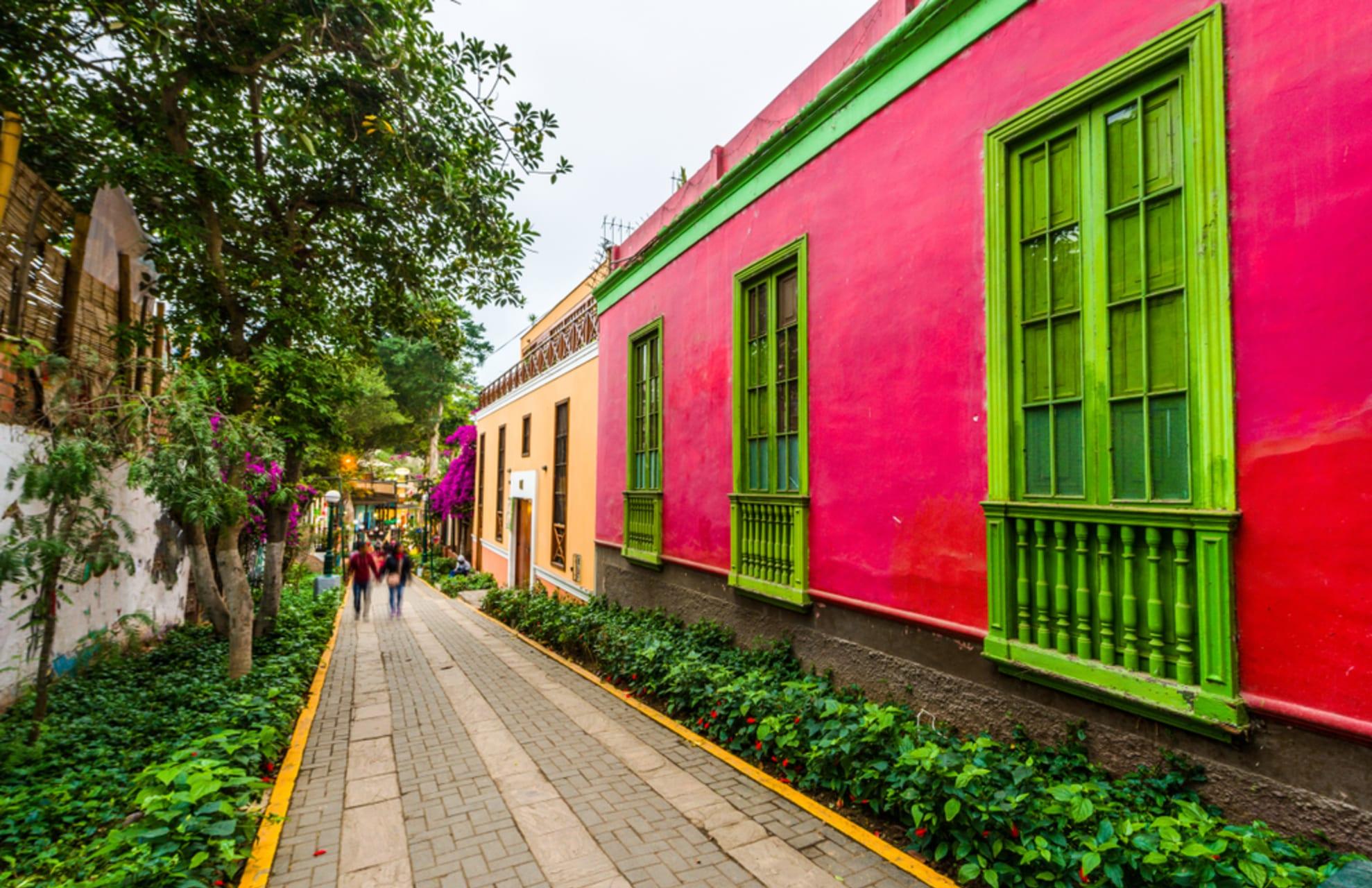 Lima - Bohemian Barranco - Part 2: 19th Century European Immigrations to Lima