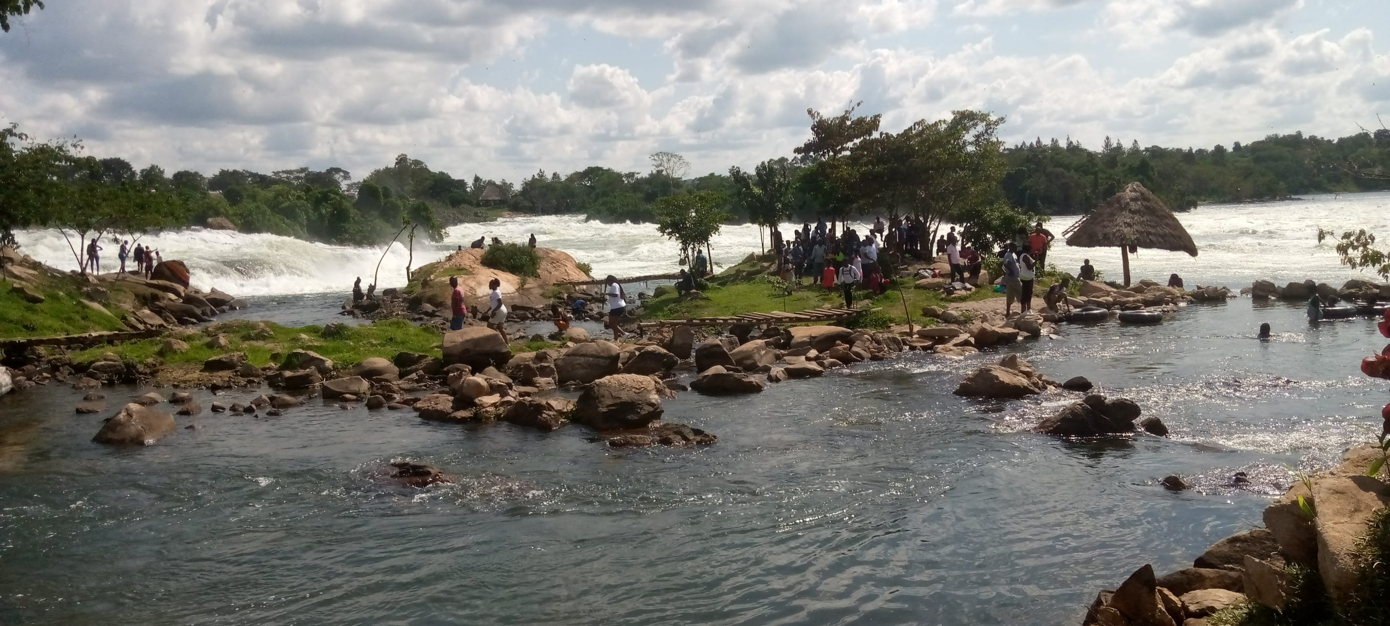 Jinja - Busowooko Falls