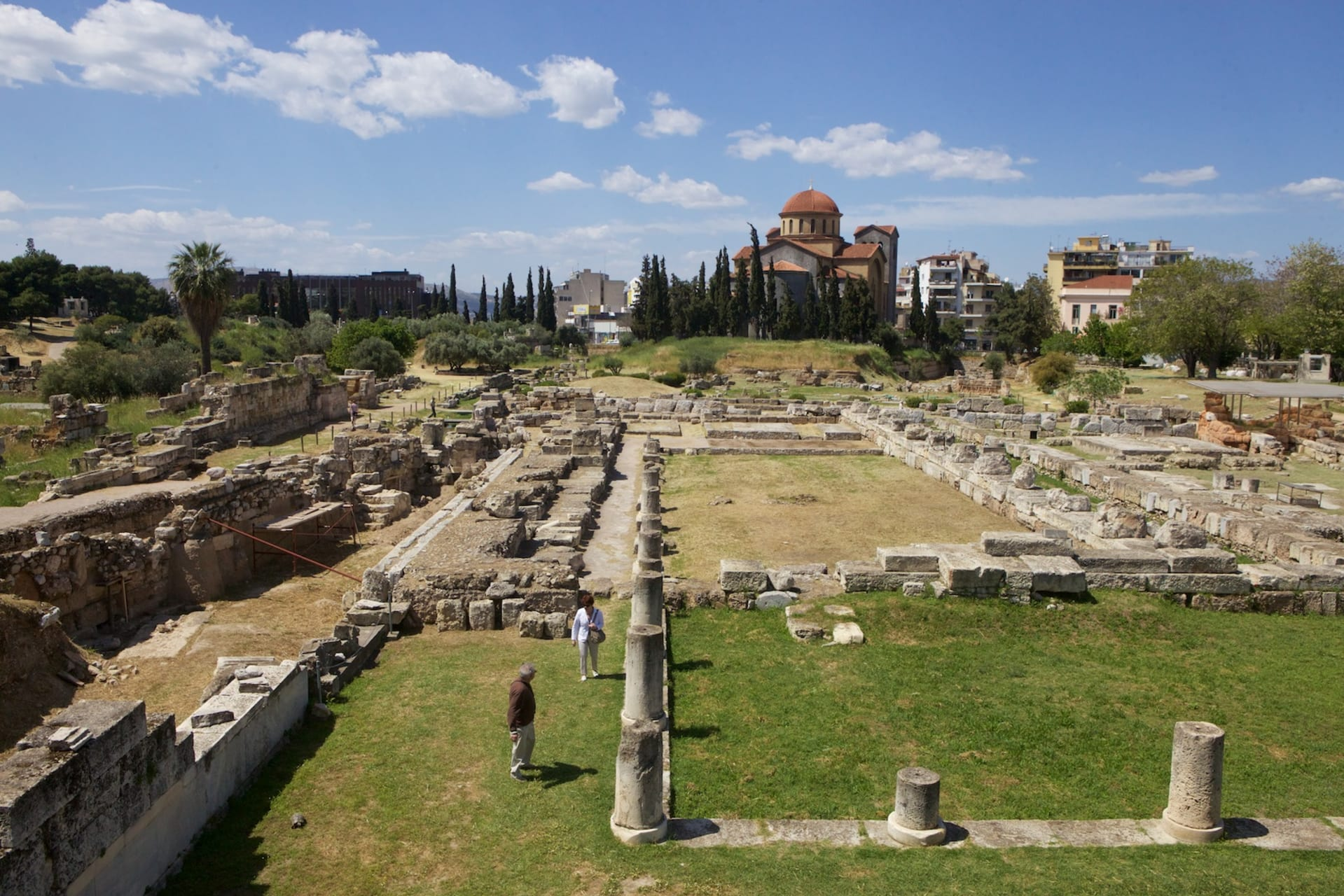 Athens - Classical Athens and its Golden Age – Democracy, an experiment in politics