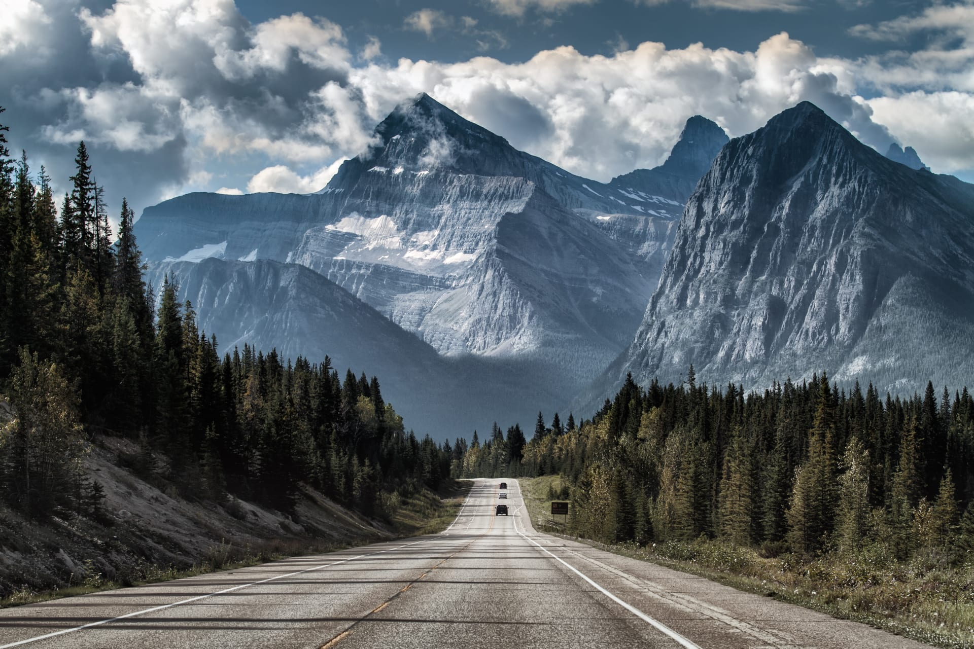 Banff - The Majestic Canadian Rockies- Banff National Park