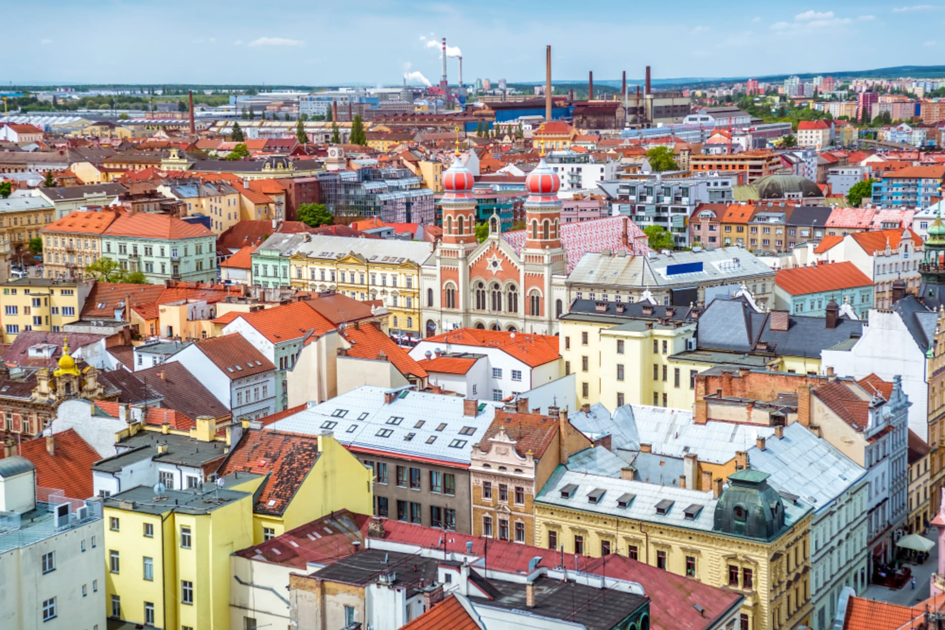 Pilsen - Pilsen-the city known not only for the beer Pilsner Urquell