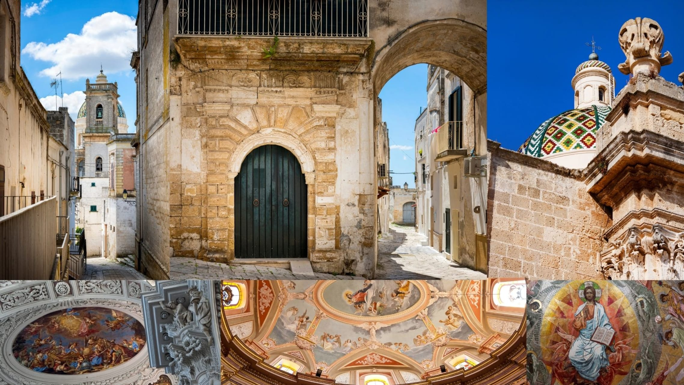 Puglia - Oria a Charming Small Medieval Town in the South of Puglia