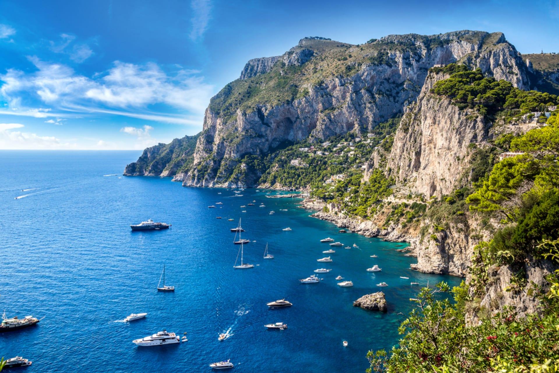 Capri Island - Capri: One Of The Most Beautiful Island In The World