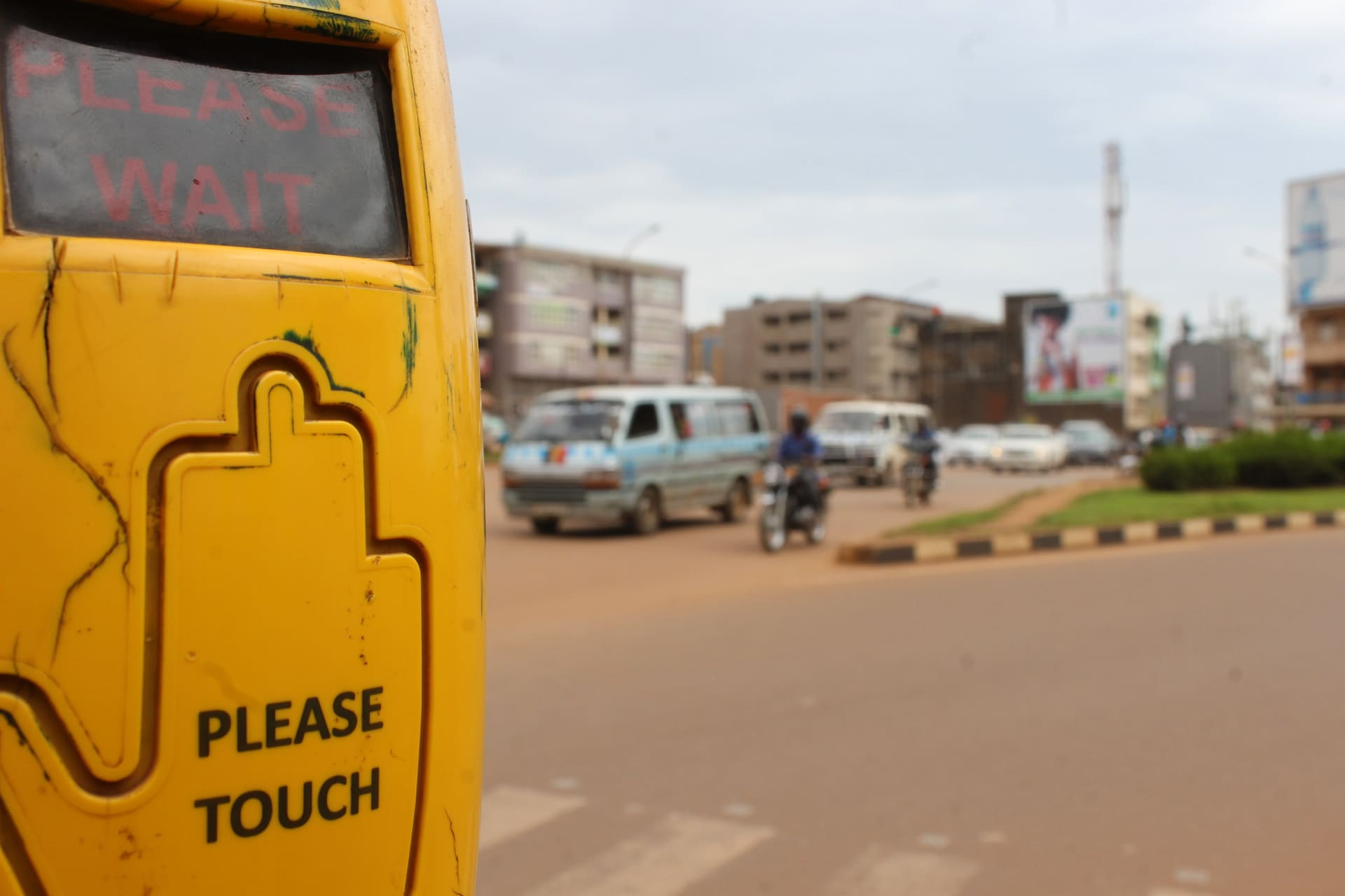 Kampala - Stretch Walking Kampala Surburbs III: Kabalagala- Kasanga Areas Lane