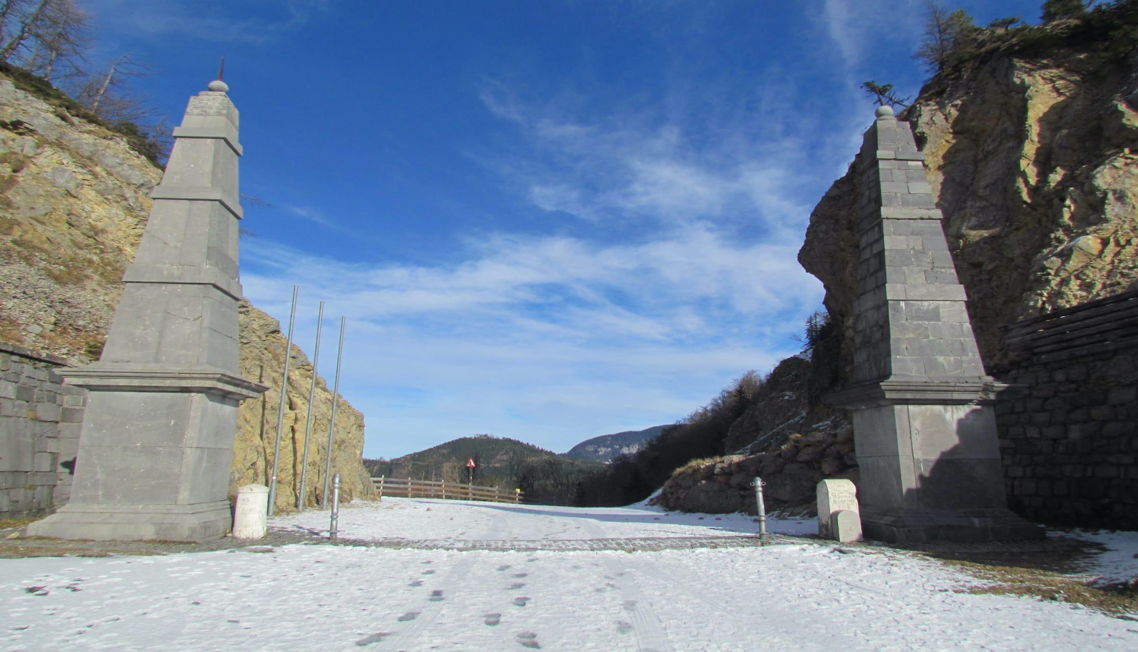 Tržič - Building the Ljubelj/Loibl Tunnel - WW2 Concentration Camp in Slovenia