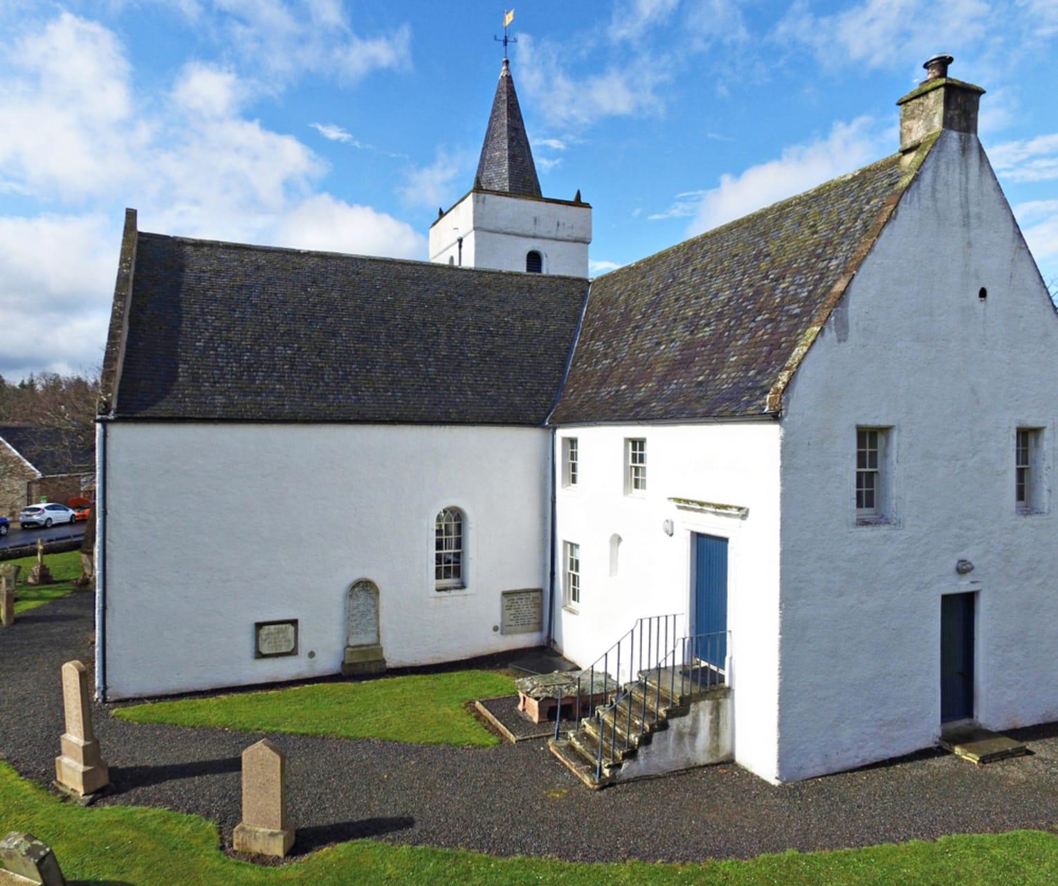 East Lothian - Gifford an East Lothian hidden gem