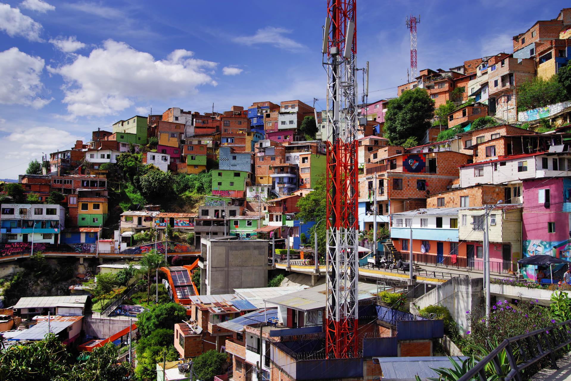 Medellín - Medellín - Hip Hop Atmosphere at Comuna 13