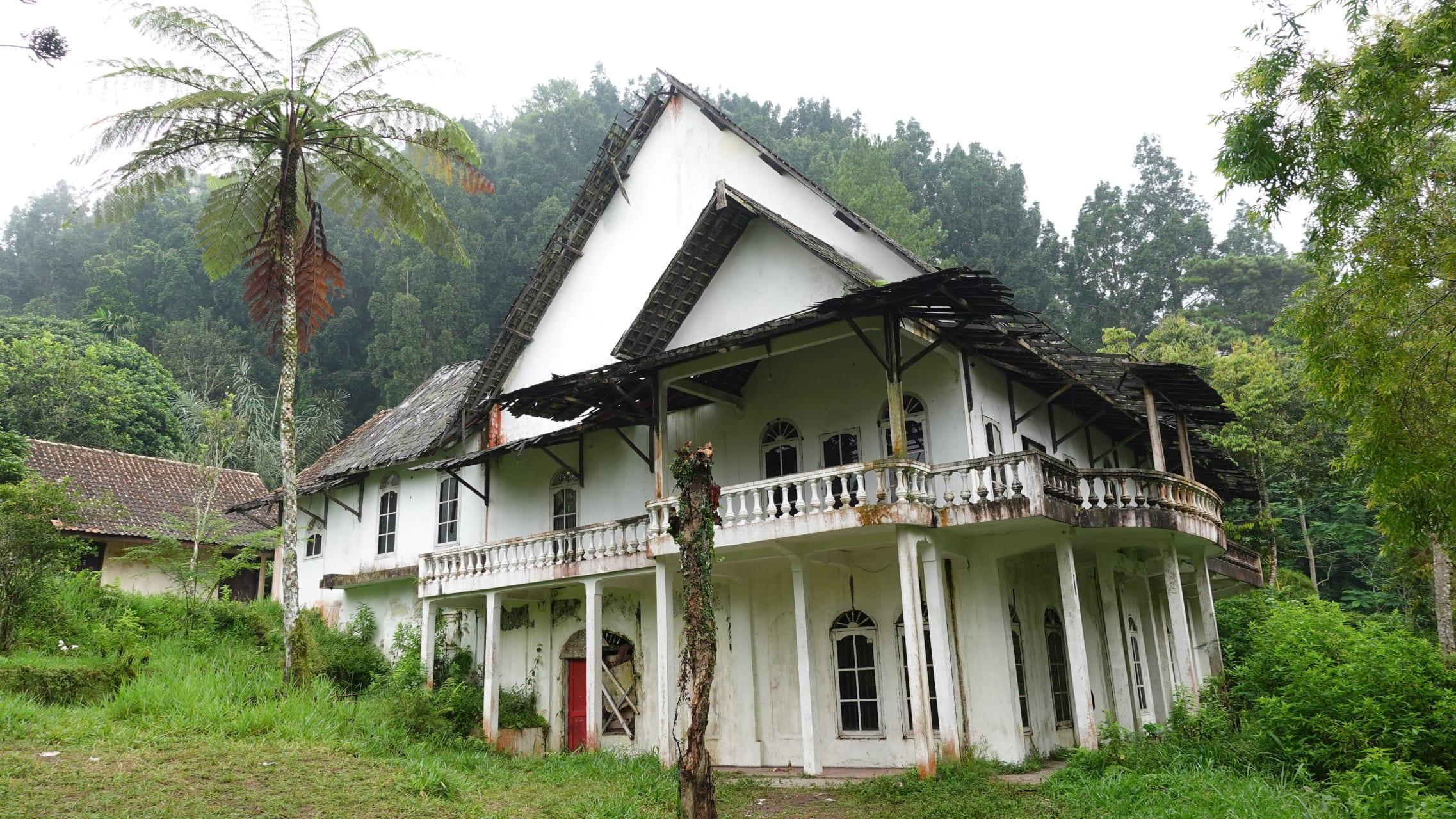 Yogyakarta - Yogyakarta's Haunted House - Part 1