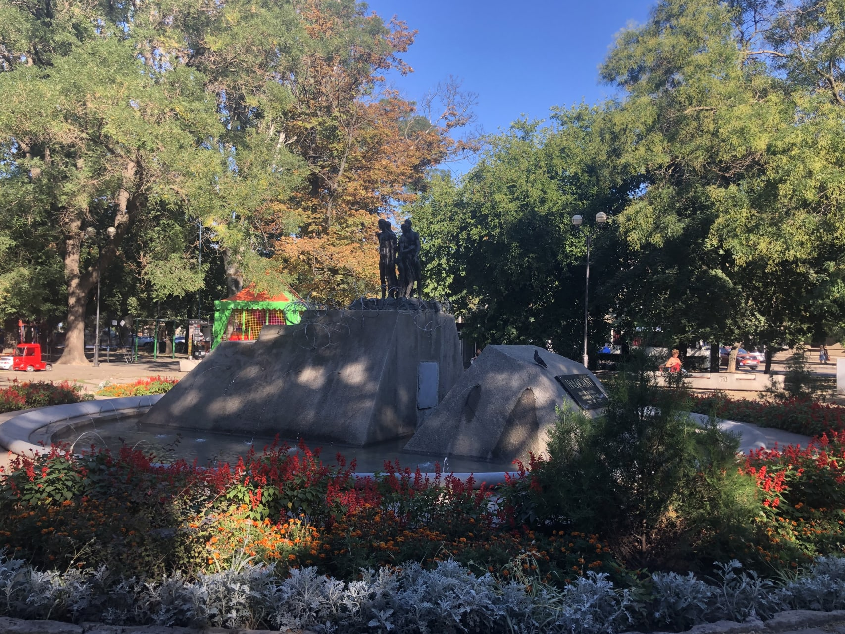 Odessa - Jewish Odessa Tour Part 3: Moldavanka Neighborhood and the Holocaust