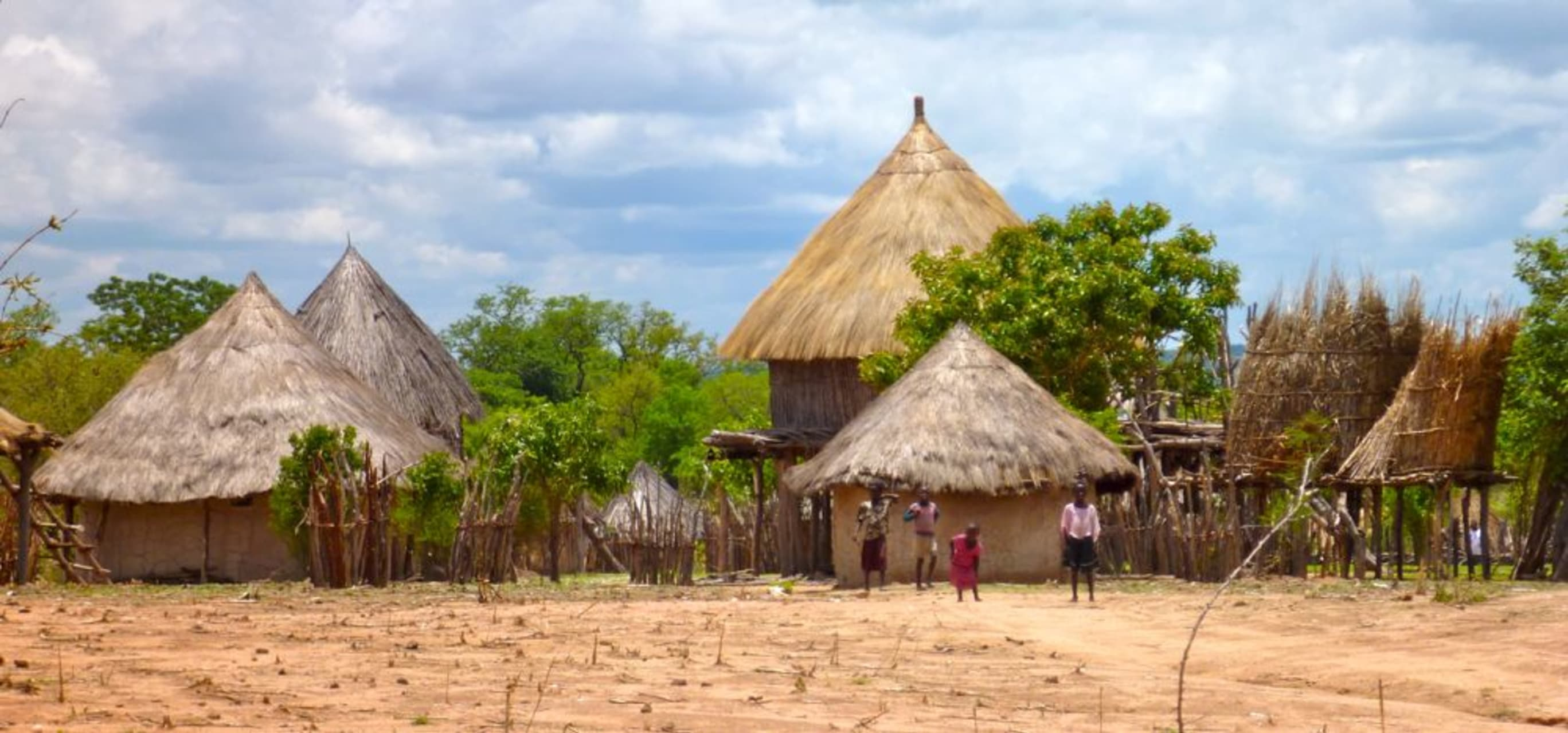 Victoria Falls - Away from the resorts: Homesteads Village Tours