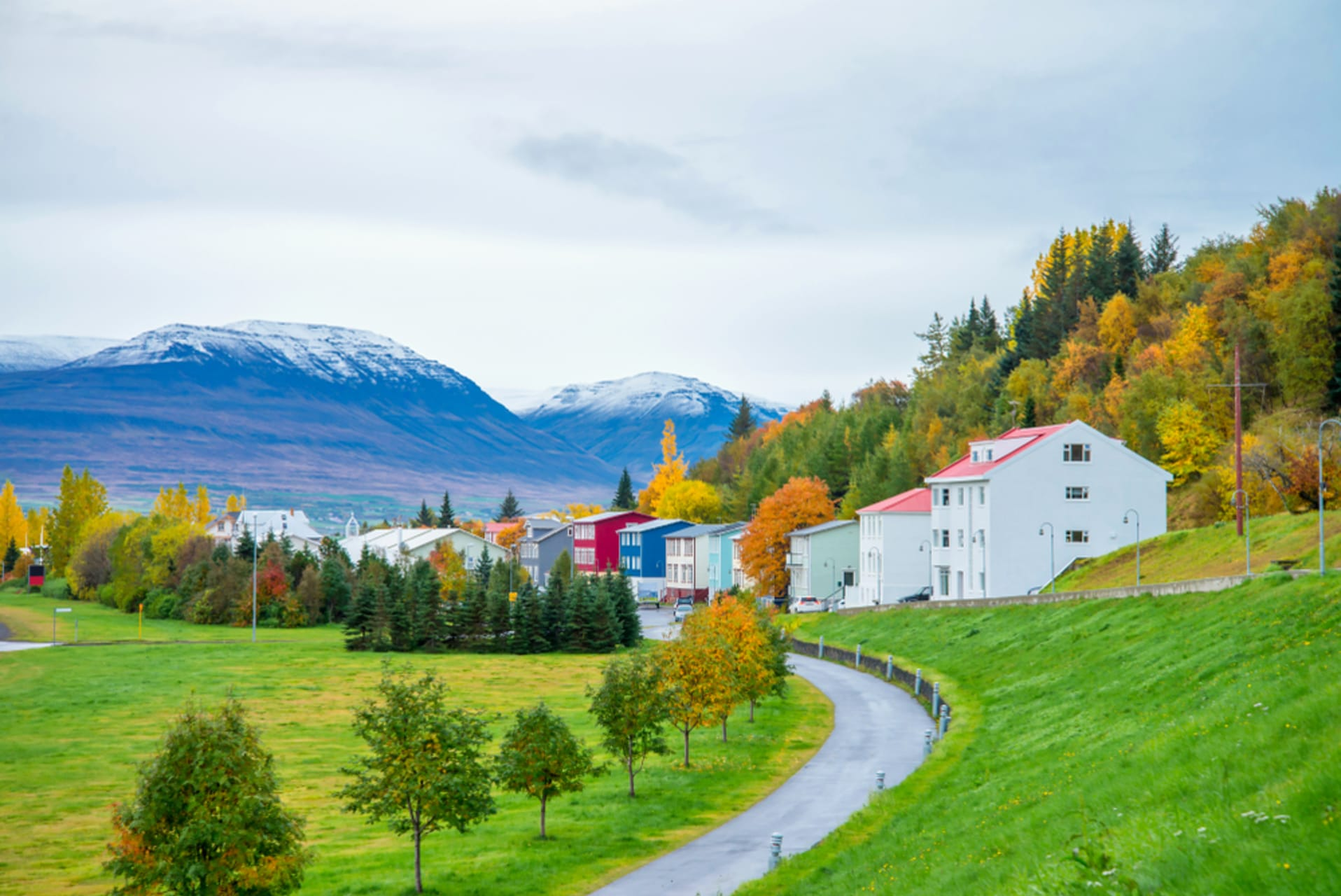 North Iceland - Akureyri - City Tour in the North