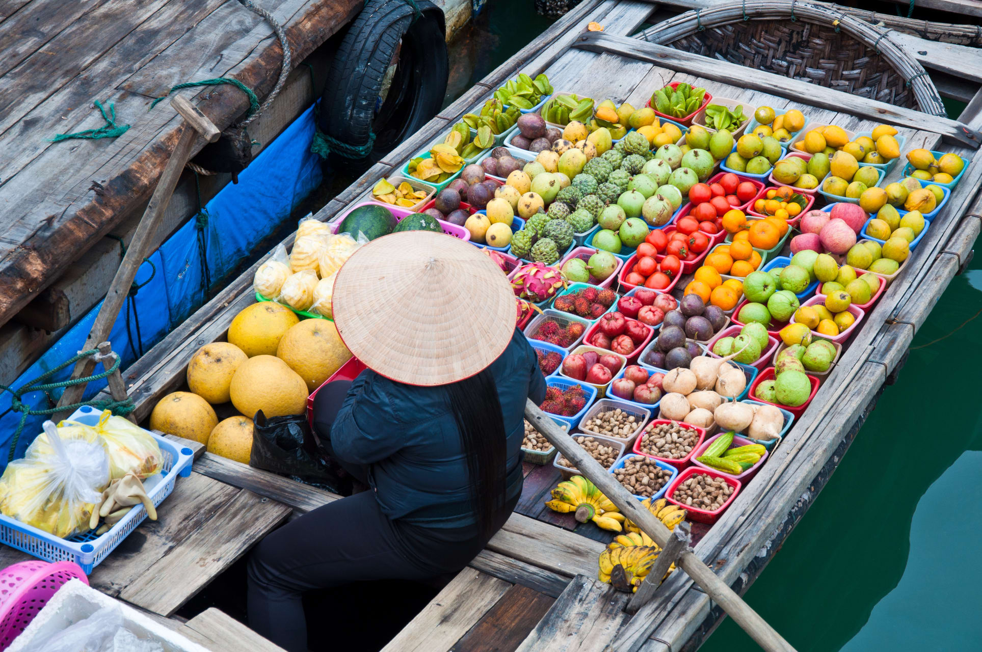 Hue - Hidden Huế - Day 4: Nọ Market (it's a market)