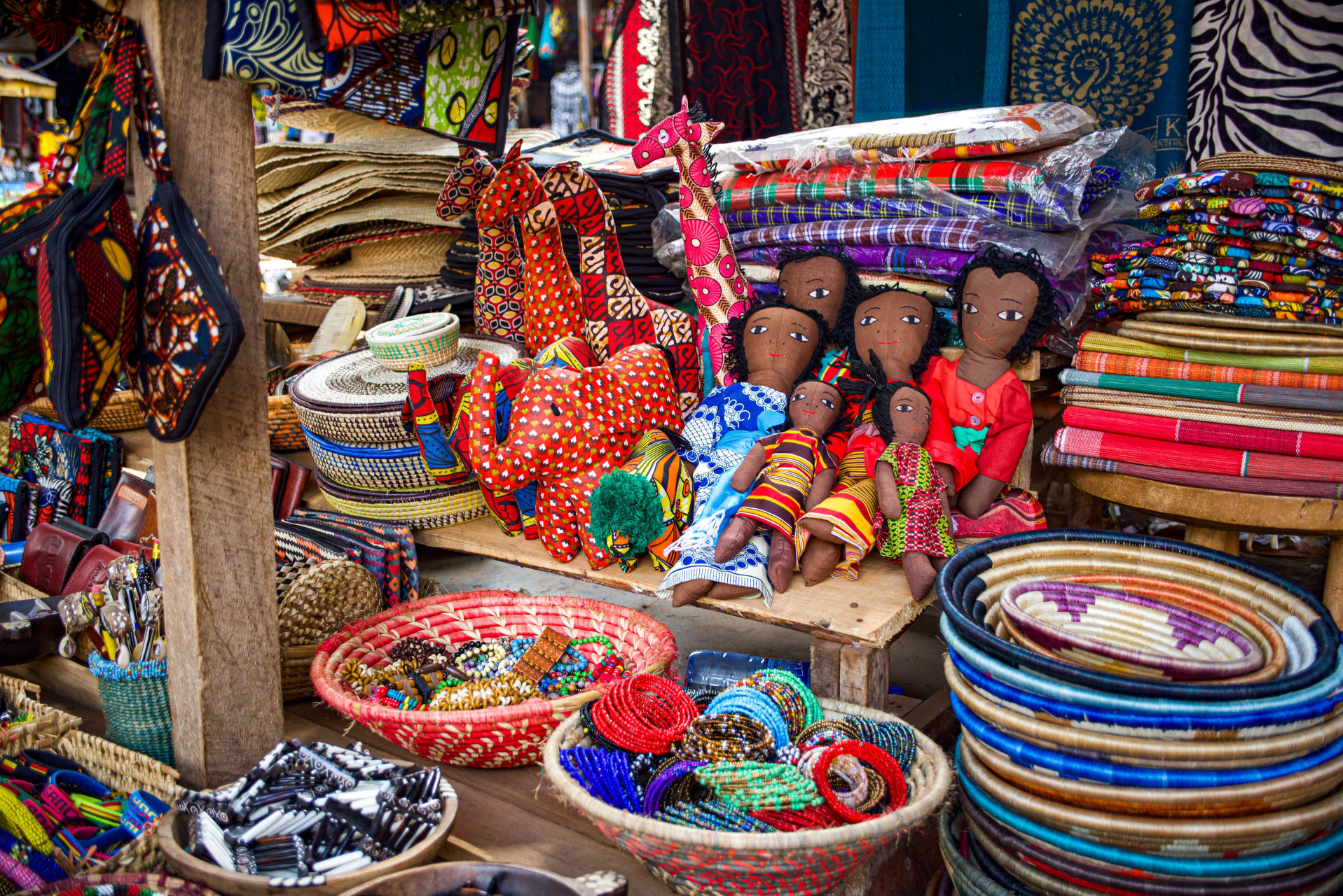 Kampala - The African Village: Buy Your African Arts, Crafts & Souvenirs