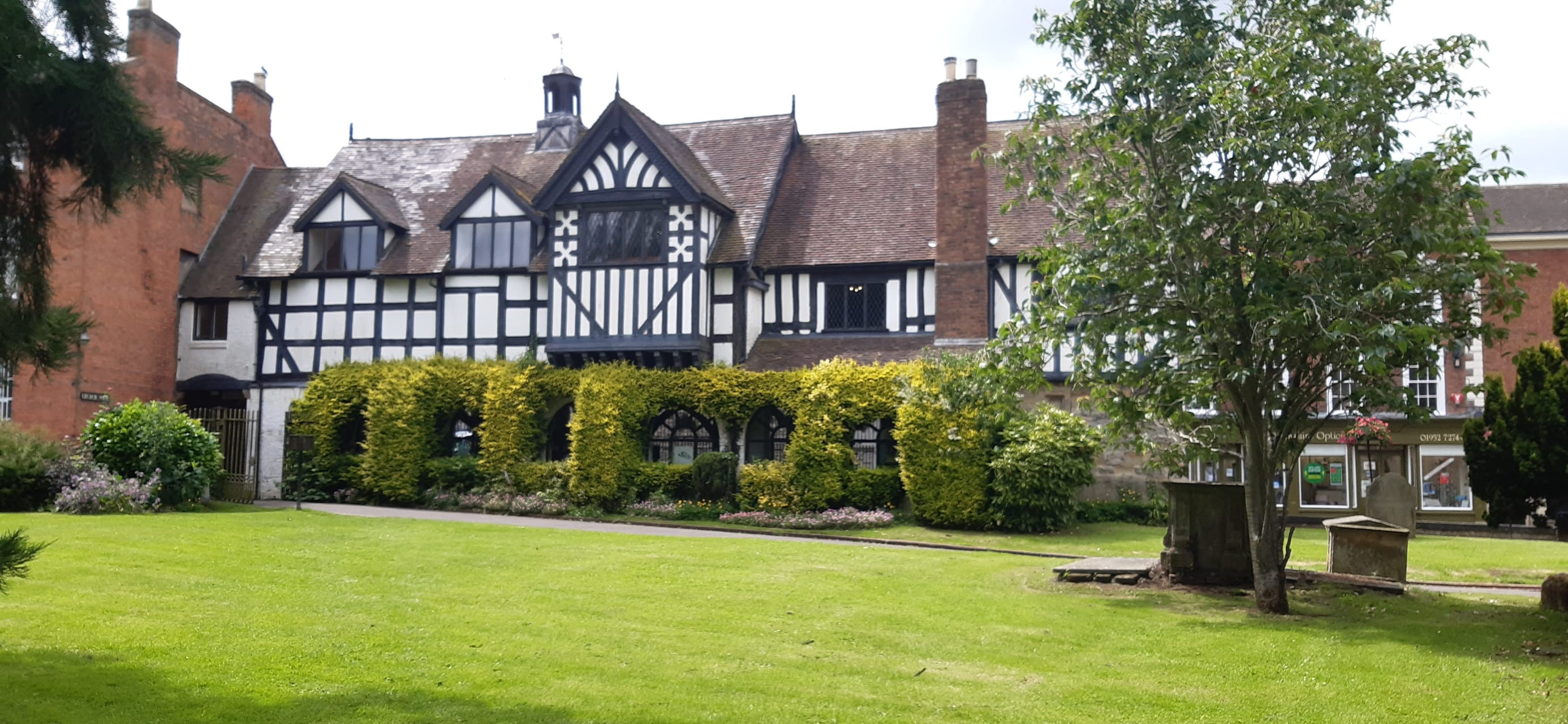 Shropshire - Much Wenlock - Birthplace of the Modern Olympics