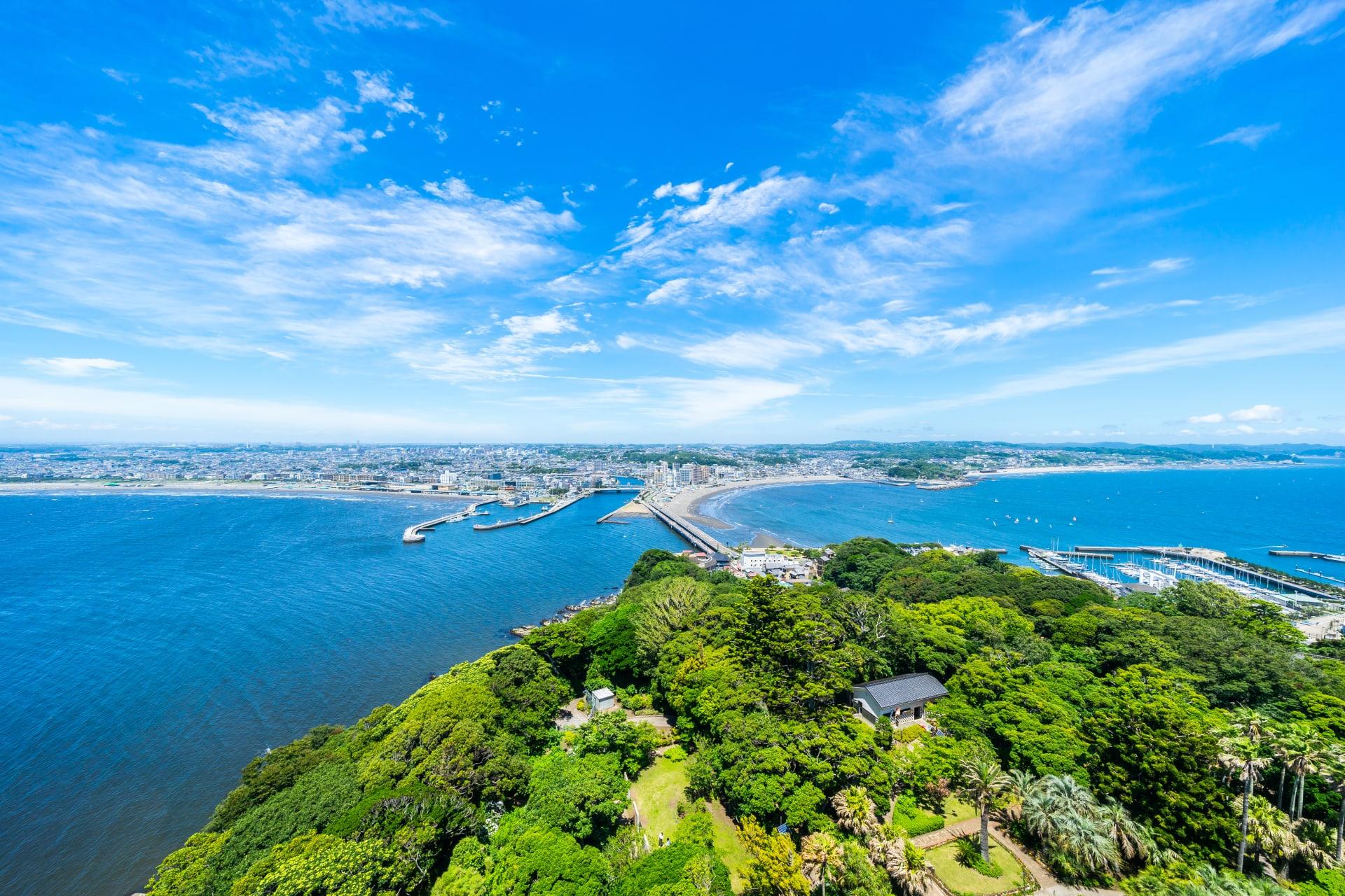 Kanagawa - The Sacred Island of Enoshima - Part 2