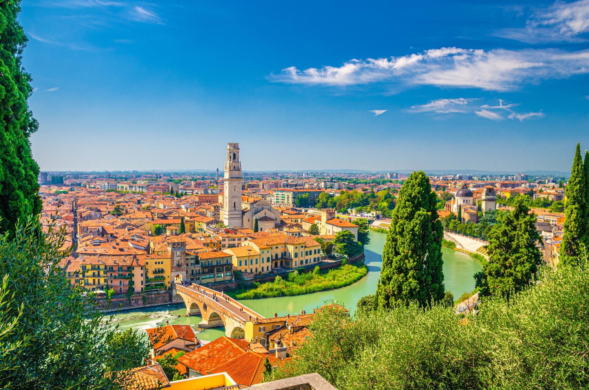 Veneto - Verona the city of Romeo and Juliet