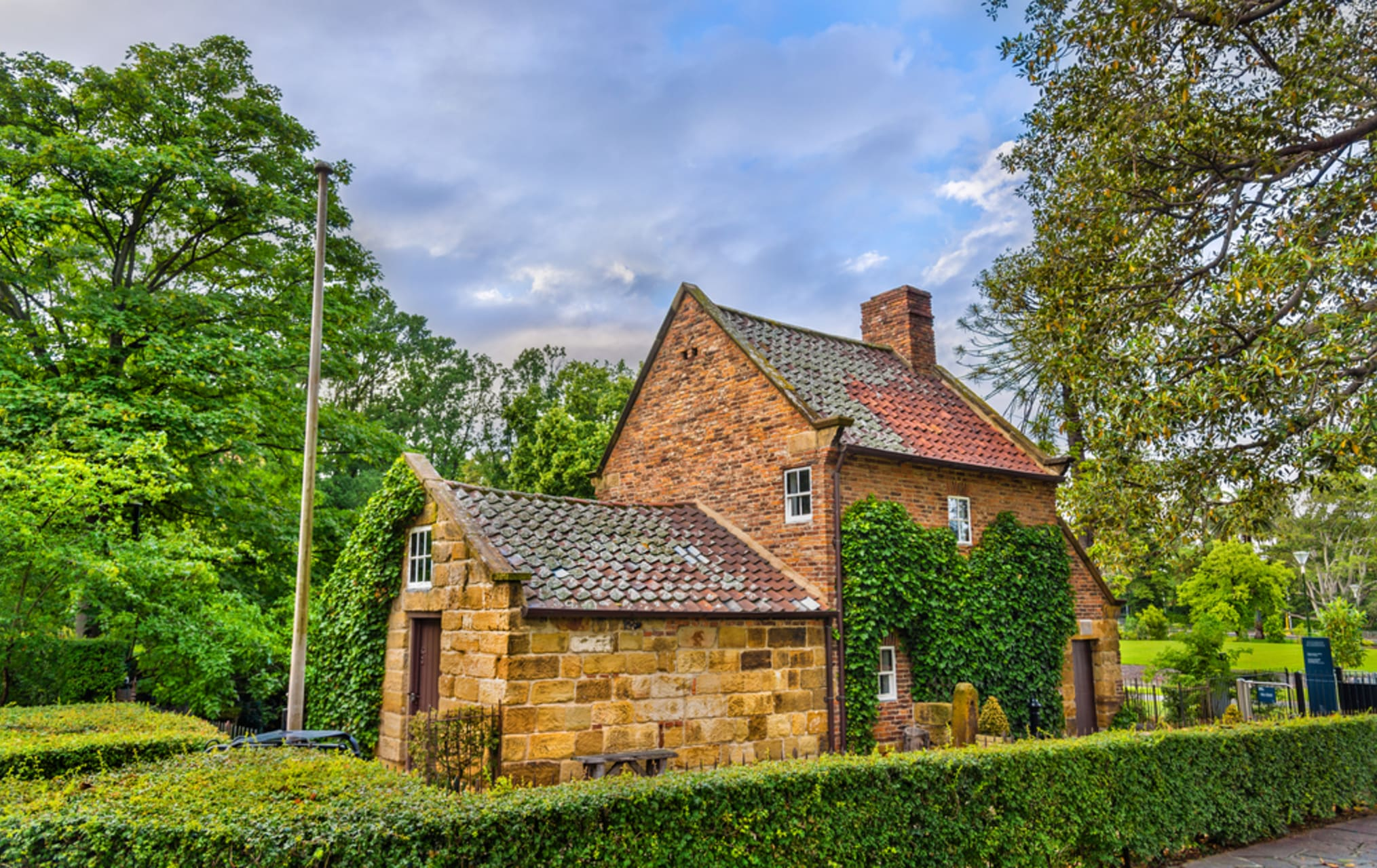 Melbourne - Cook's Cottage and Tudor Miniature Village