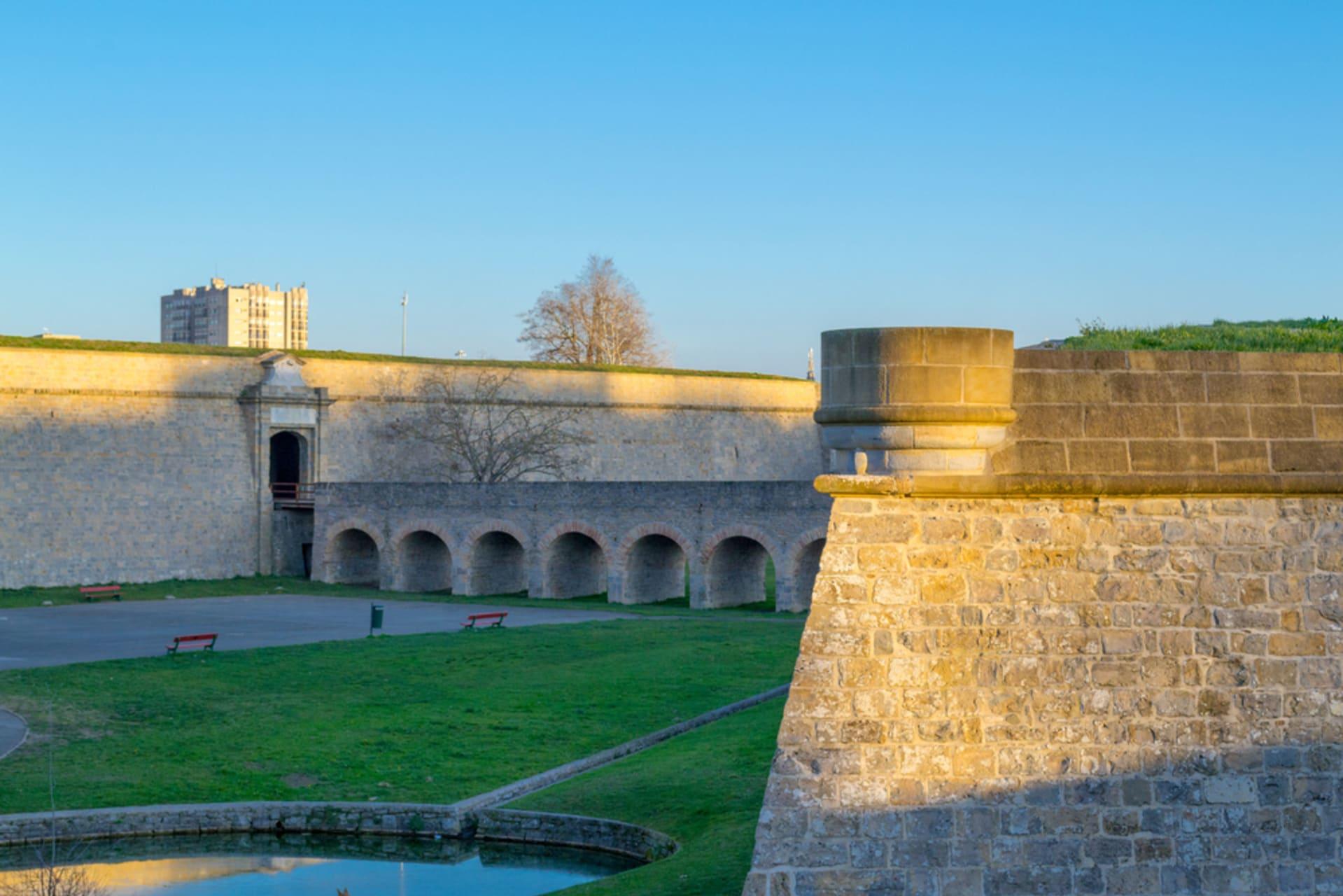 Pamplona - Pamplona's Citadel is Spanish Troy horse