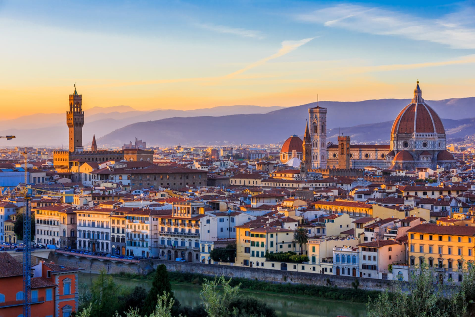 Florence - Panoramic Florence