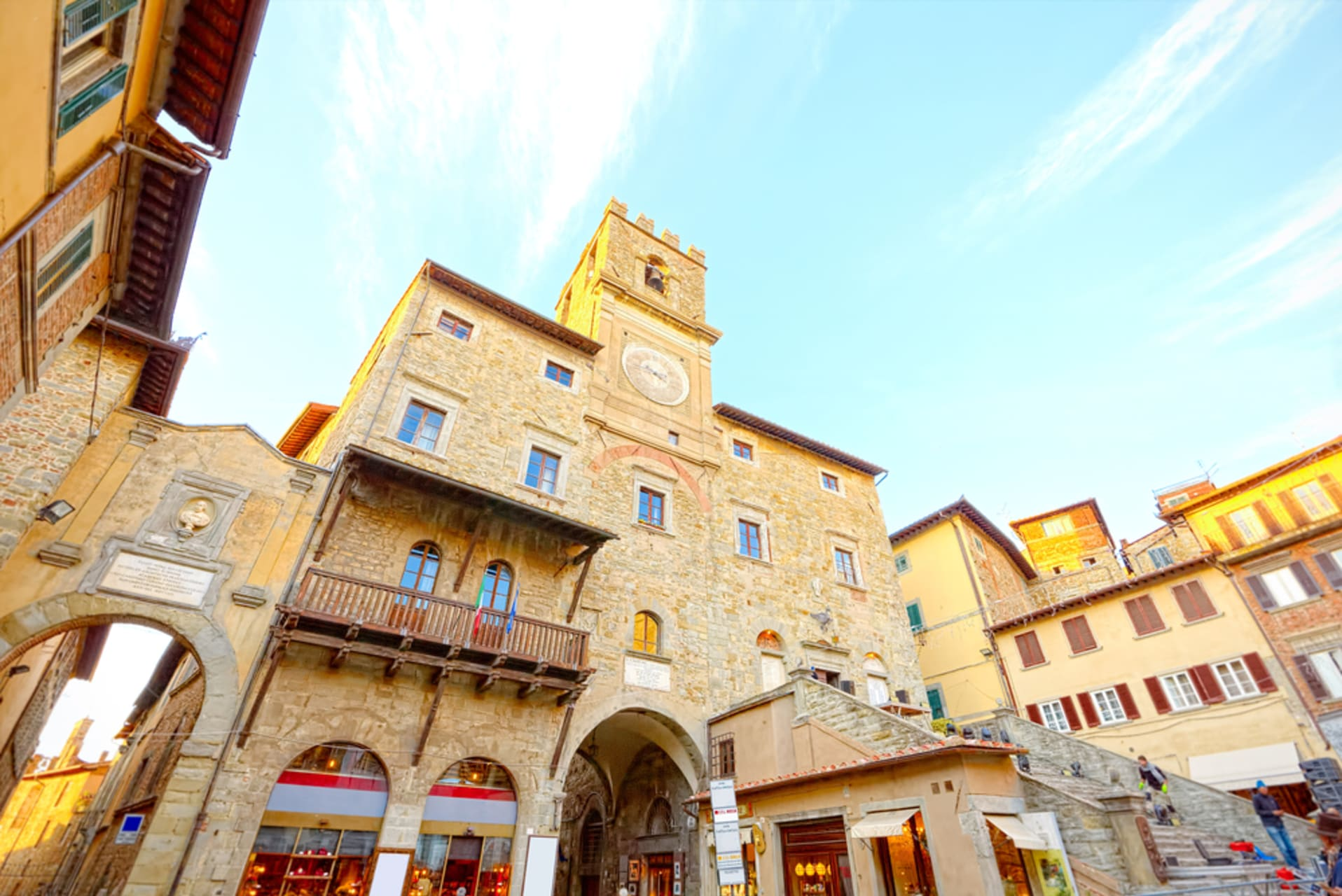 Tuscany - Under The Tuscan Sun: Cortona!