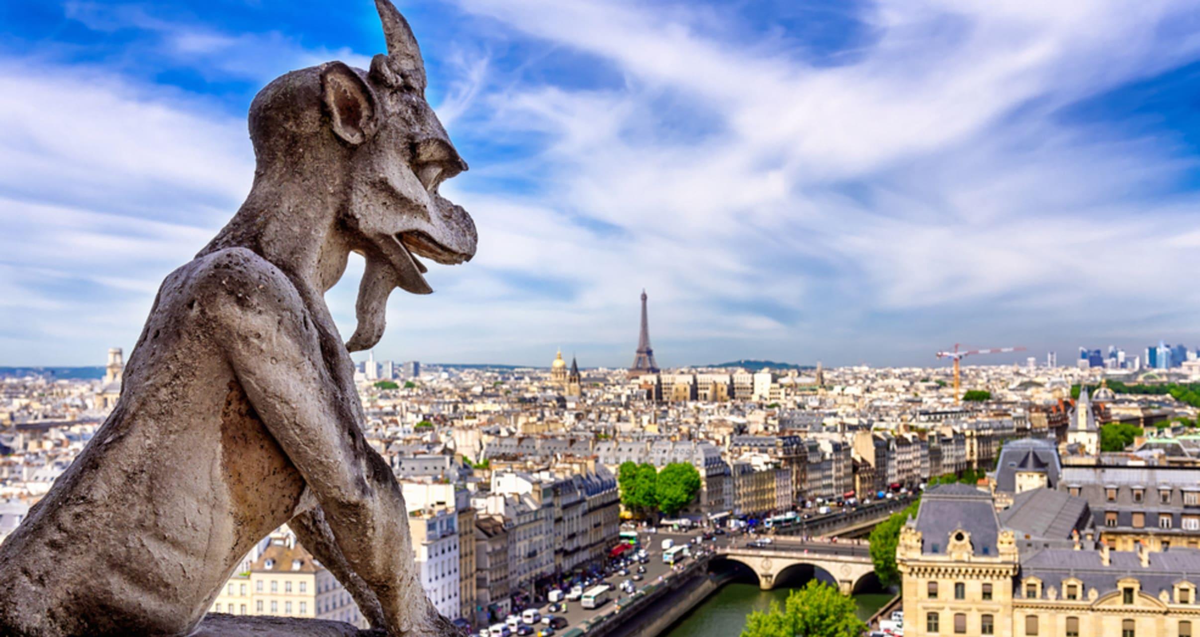 Paris - Paris: Myths and Legends