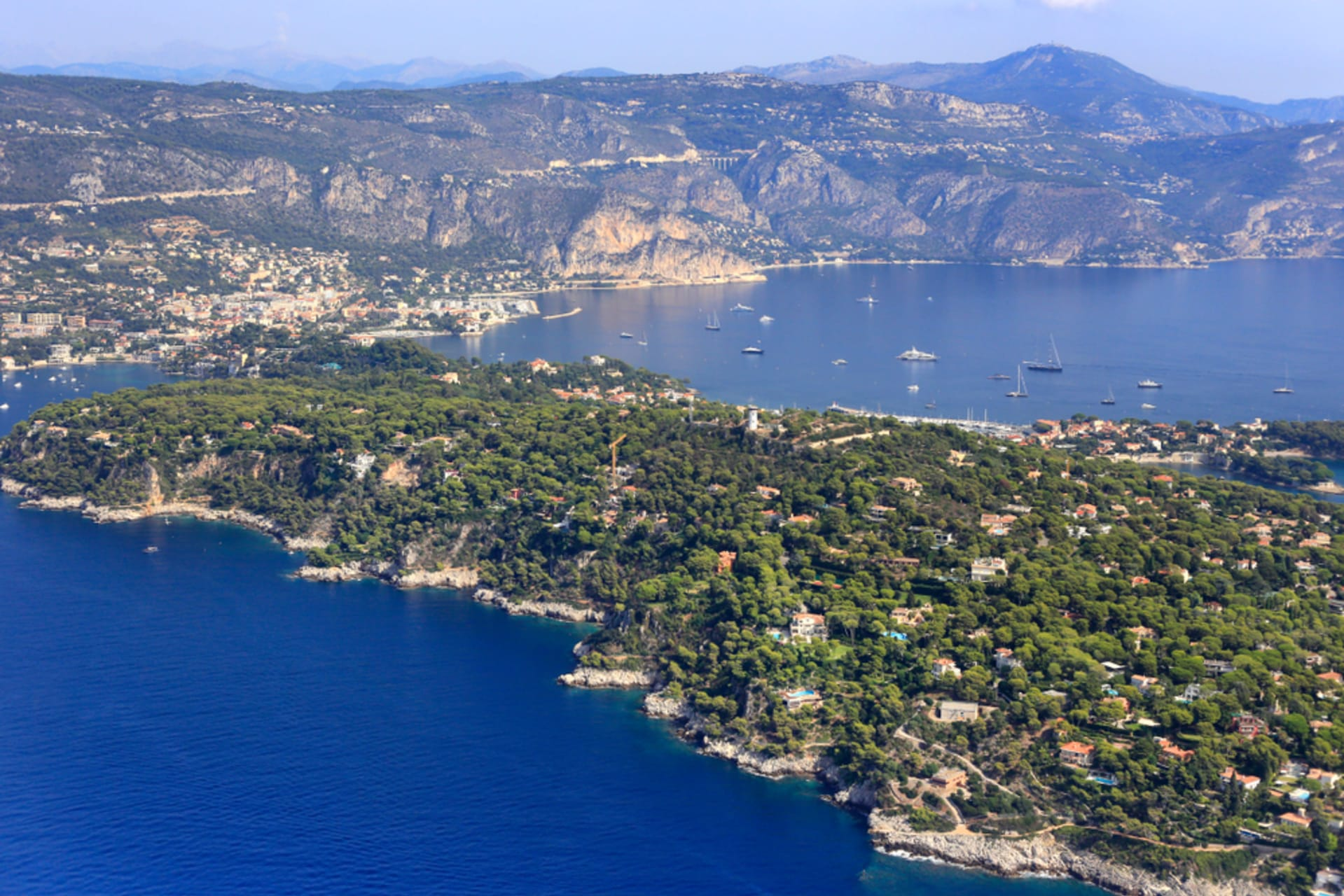 French Riviera - Beaulieu Sur Mer - Queen Victoria's Heaven on Earth