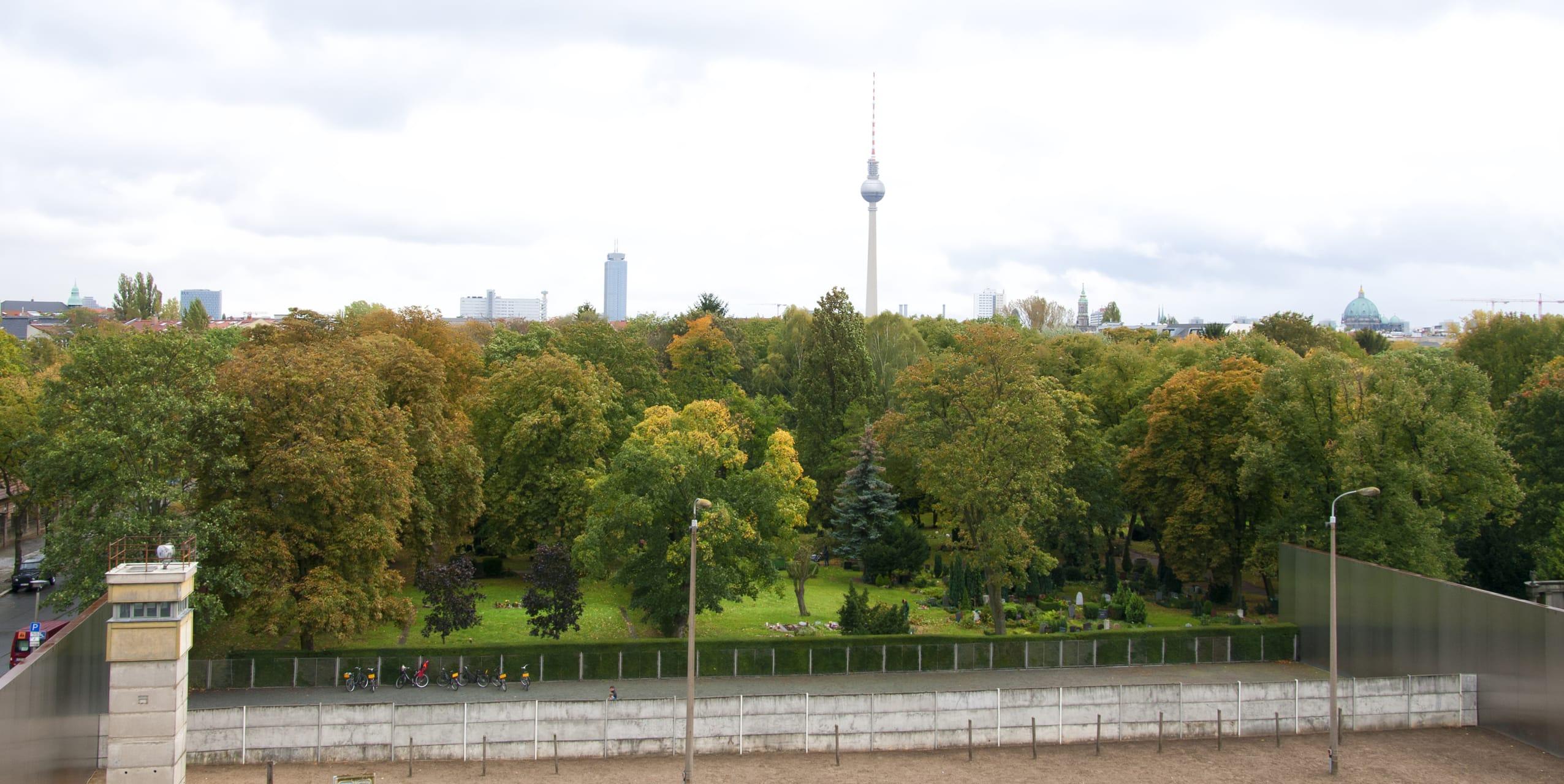 Berlin - A Walk Along Berlin's Wall Memorial
