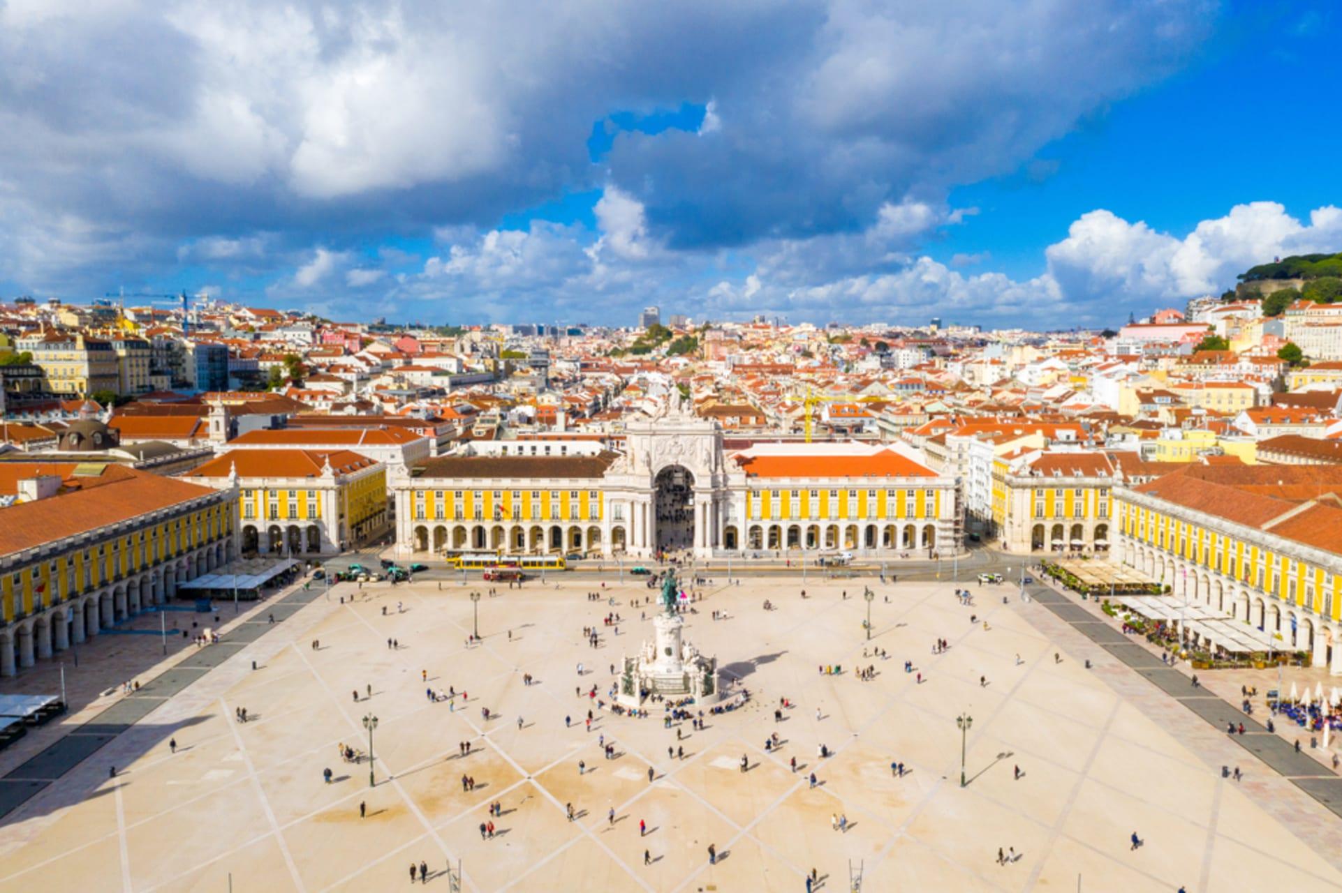 Lisbon - Post-earthquake Lisbon