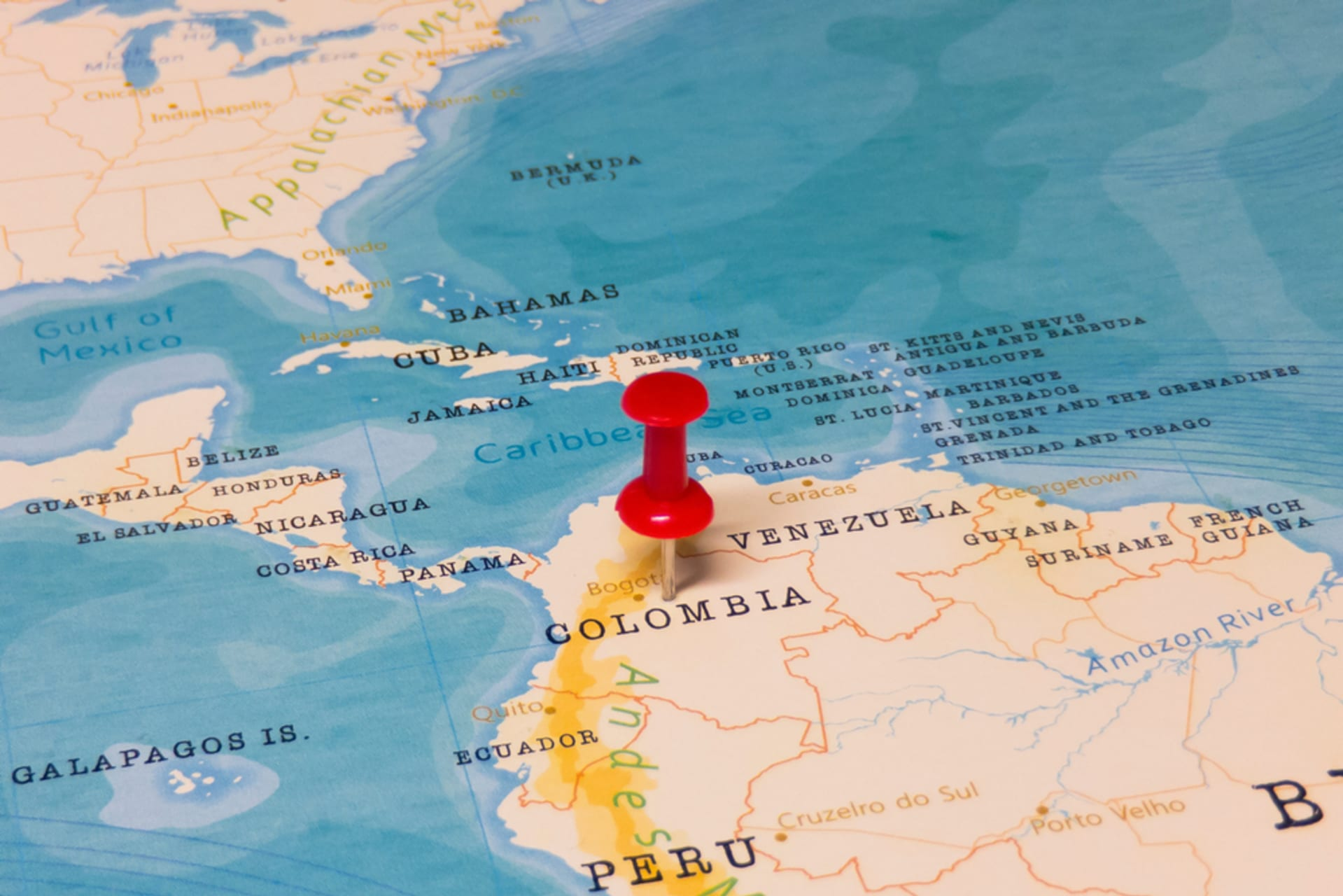 Amazon Region - Context Tour, What is Happening in Colombia