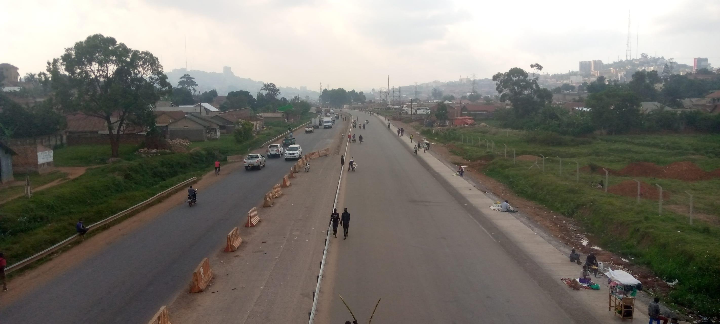 Kampala - Kampala Northern Bypass Highway