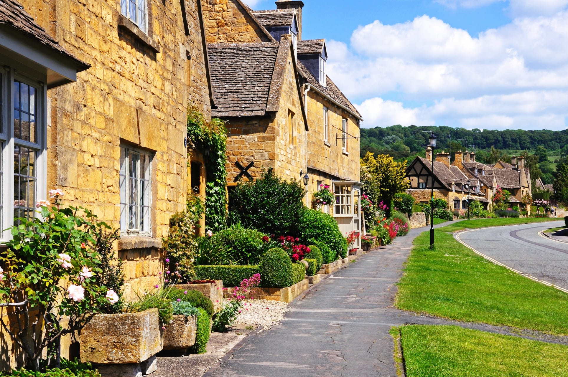 Cotswolds - The Golden Cotswolds - Broadway