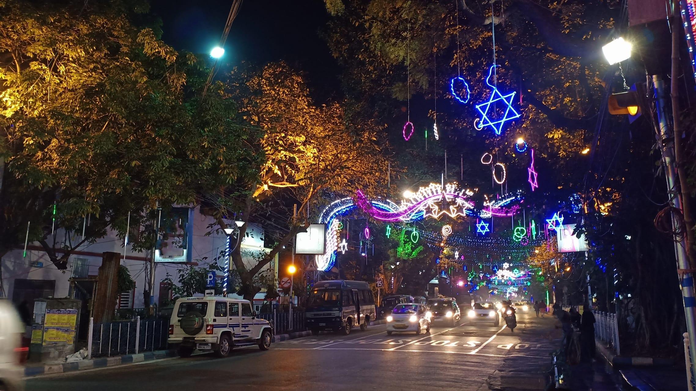 Kolkata - Park Street - Once a Deer Park, Now the Most Happening Street of Kolkata City!