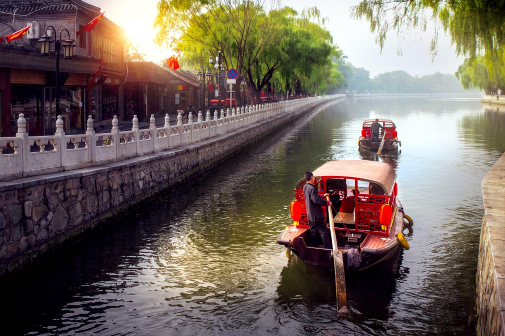 Beijing - Yandai Byway and ShiChaHai: A Vivid Beijinger's Life Area