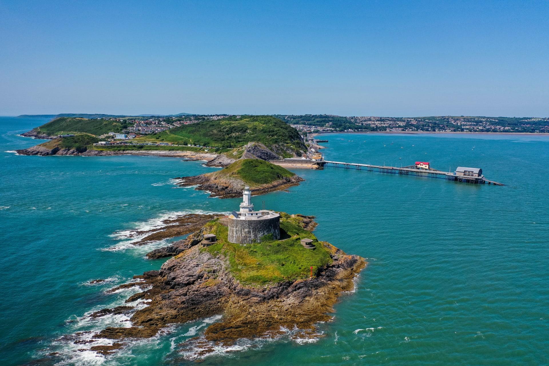 Wales - A Stroll Through Mumbles - A Hidden Gem of Wales
